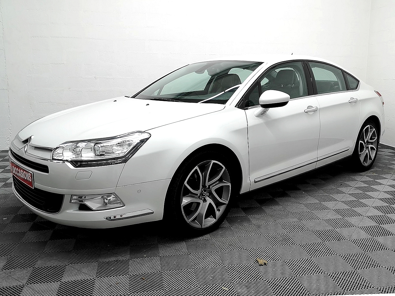 CITROEN C5 HDi 160 Exclusive+ A d'occasion