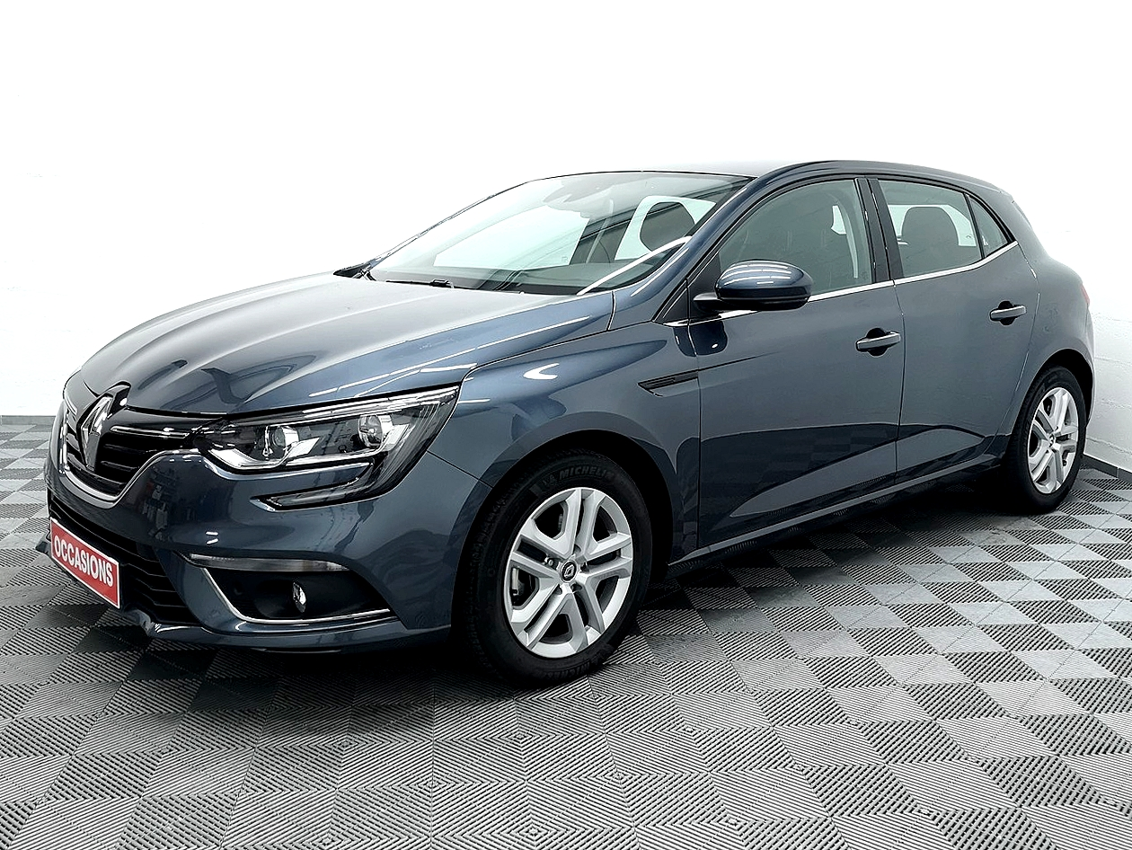 RENAULT MEGANE IV BERLINE BUSINESS TCe 140 FAP Business d'occasion