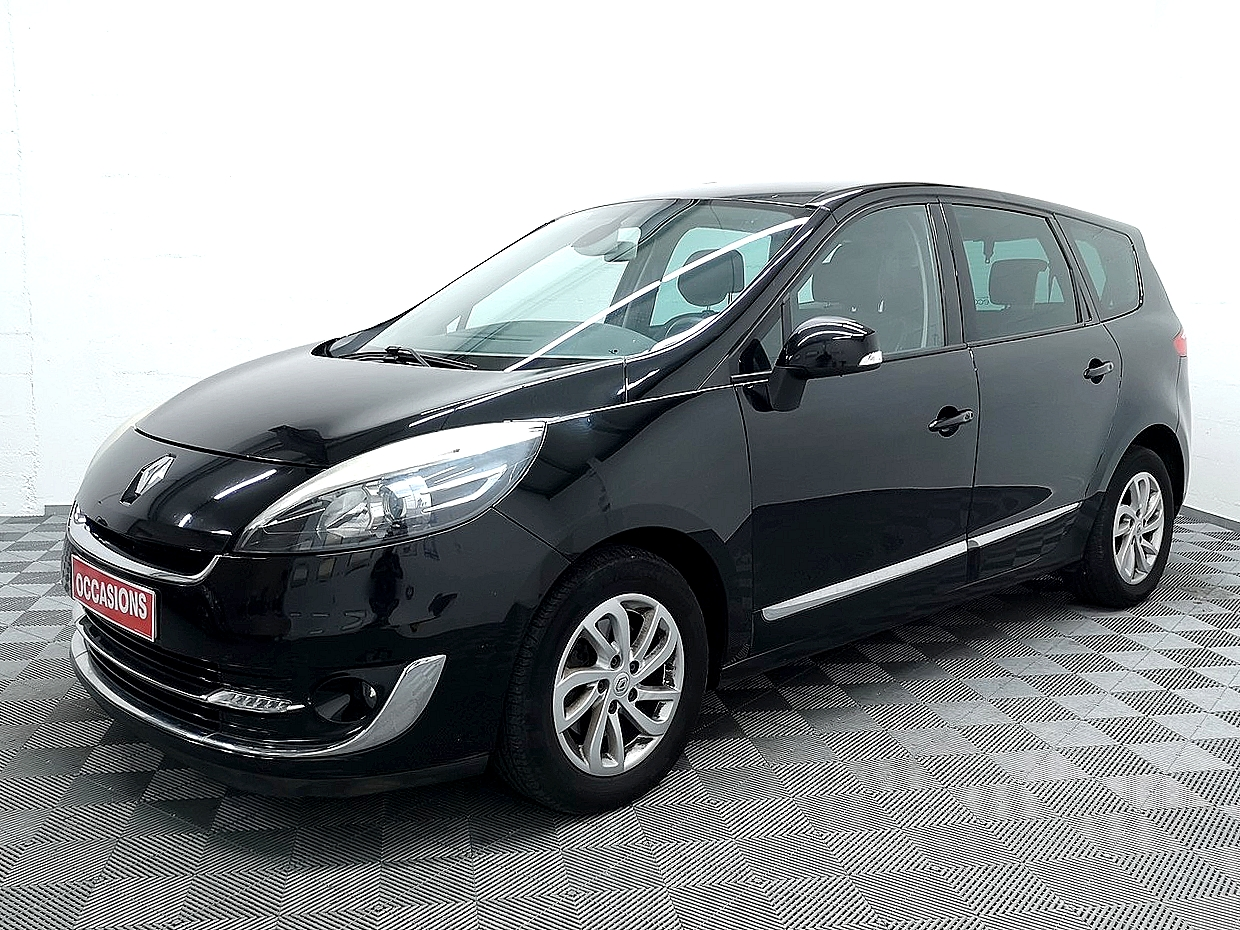 RENAULT GRAND SCENIC III dCi 130 FAP eco2 Dynamique Energy 7 pl d'occasion