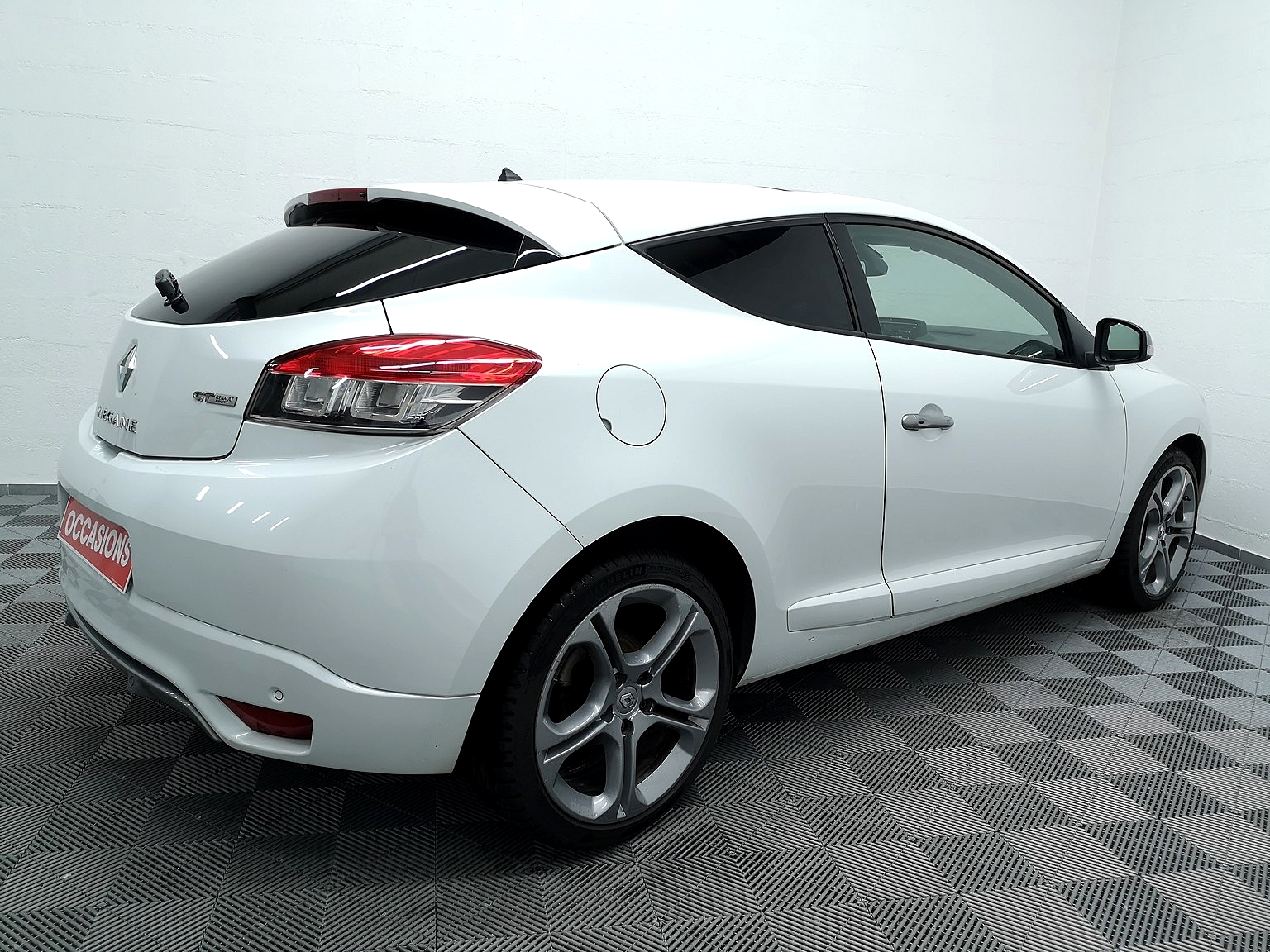 RENAULT MEGANE III COUPE 2015 à 9990 € - Photo n°4