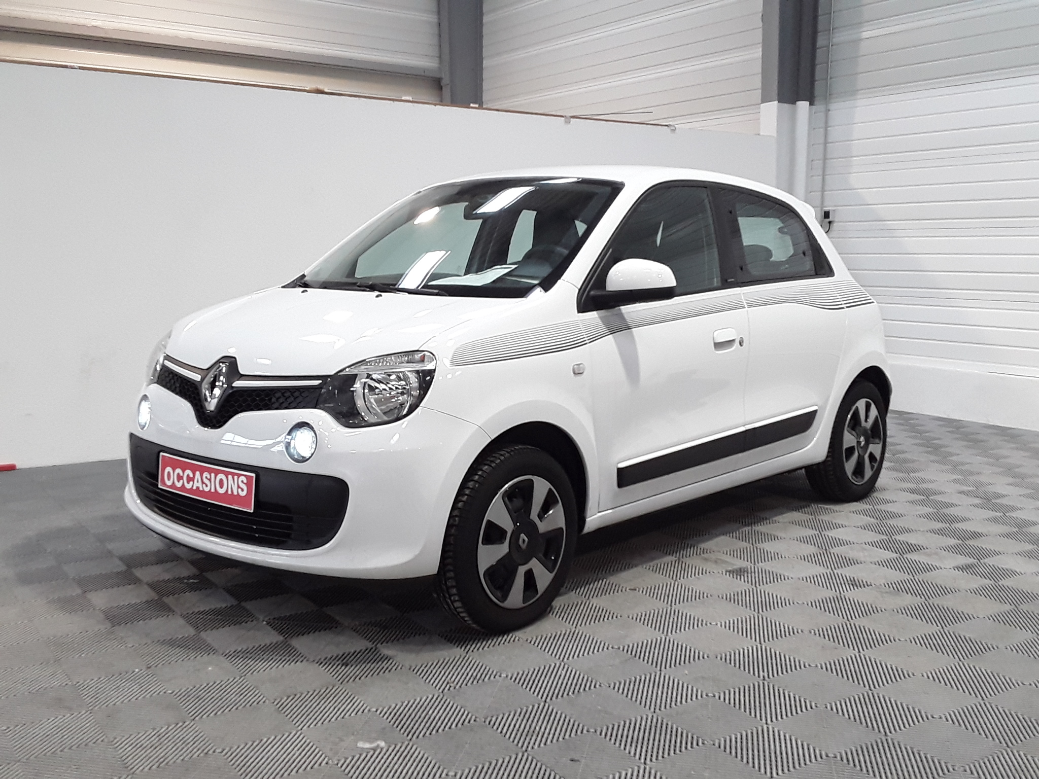RENAULT TWINGO III 0.9 TCe 90 Energy LIMITED (5P) d'occasion