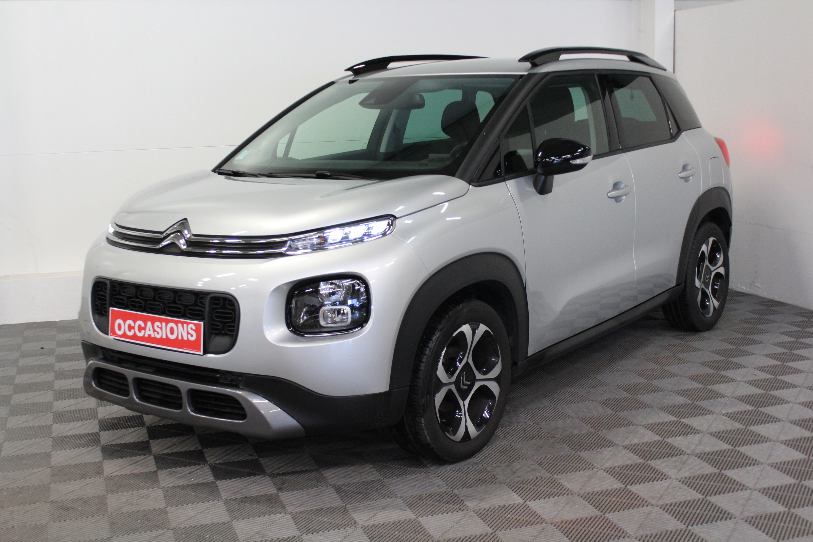 CITROEN C3 AIRCROSS BlueHDi 100 S&S BVM6 Shine d'occasion