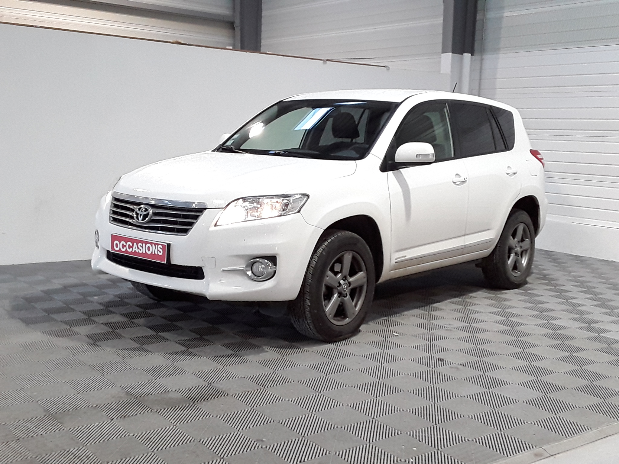 TOYOTA RAV4 RC 150 D-4D 2WD Limited Edition d'occasion