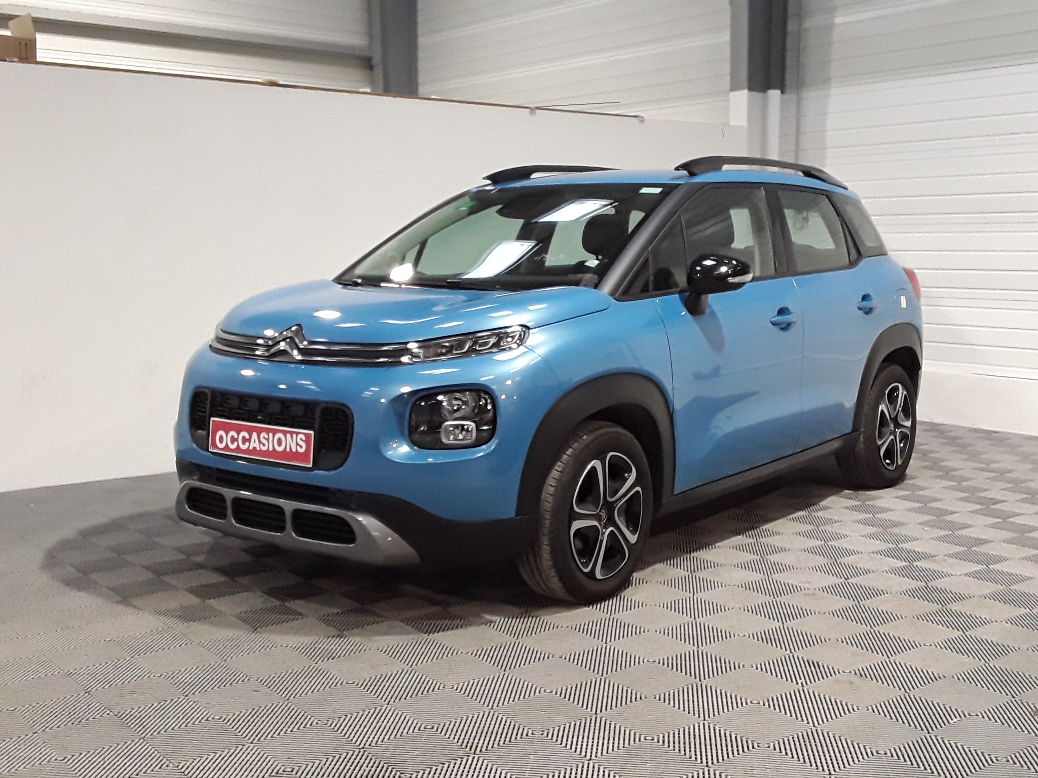CITROEN C3 AIRCROSS BlueHDi 100 S&S BVM6 Feel d'occasion