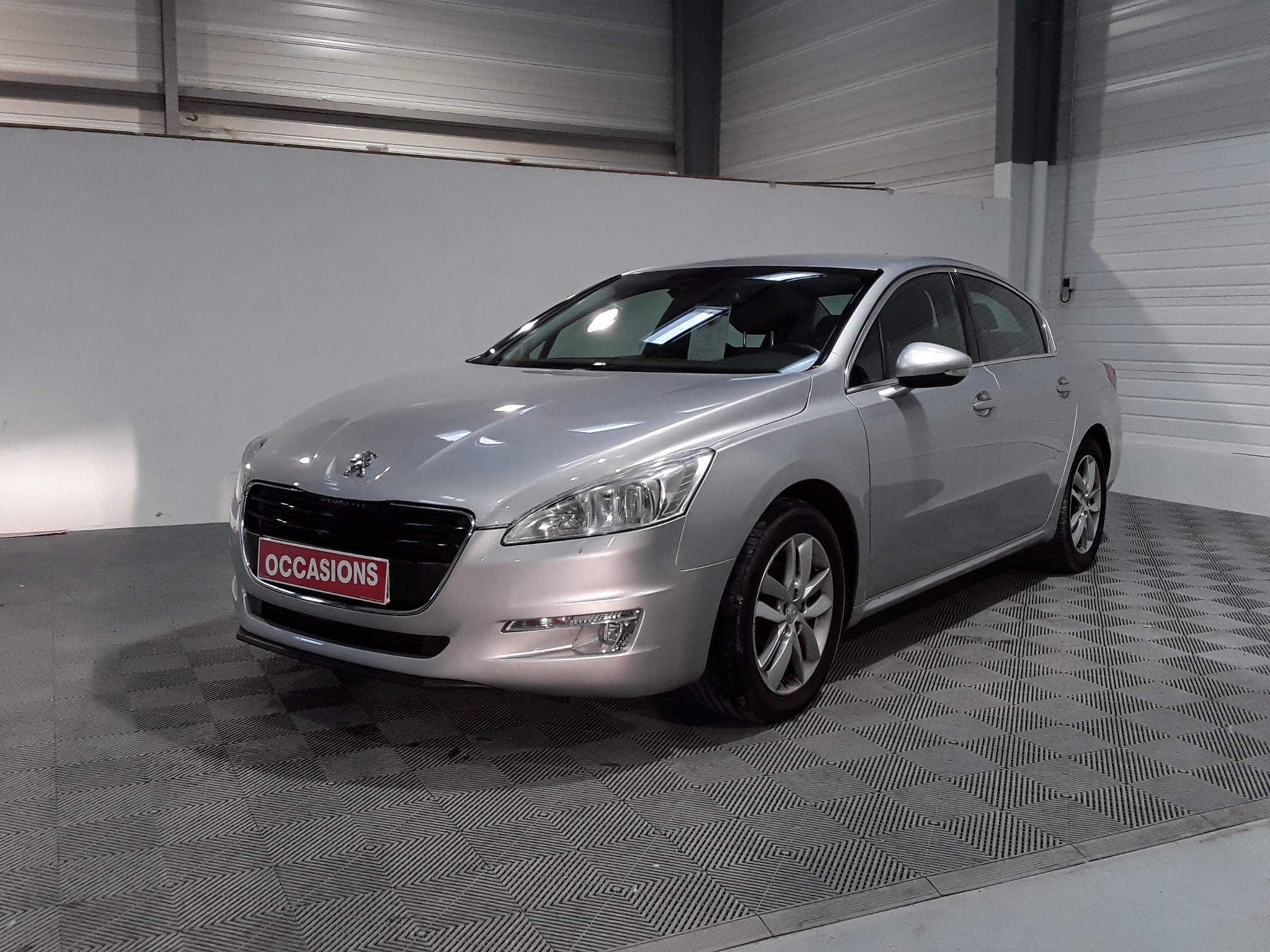 PEUGEOT 508 1.6 HDi 115ch FAP BVM5 Style d'occasion