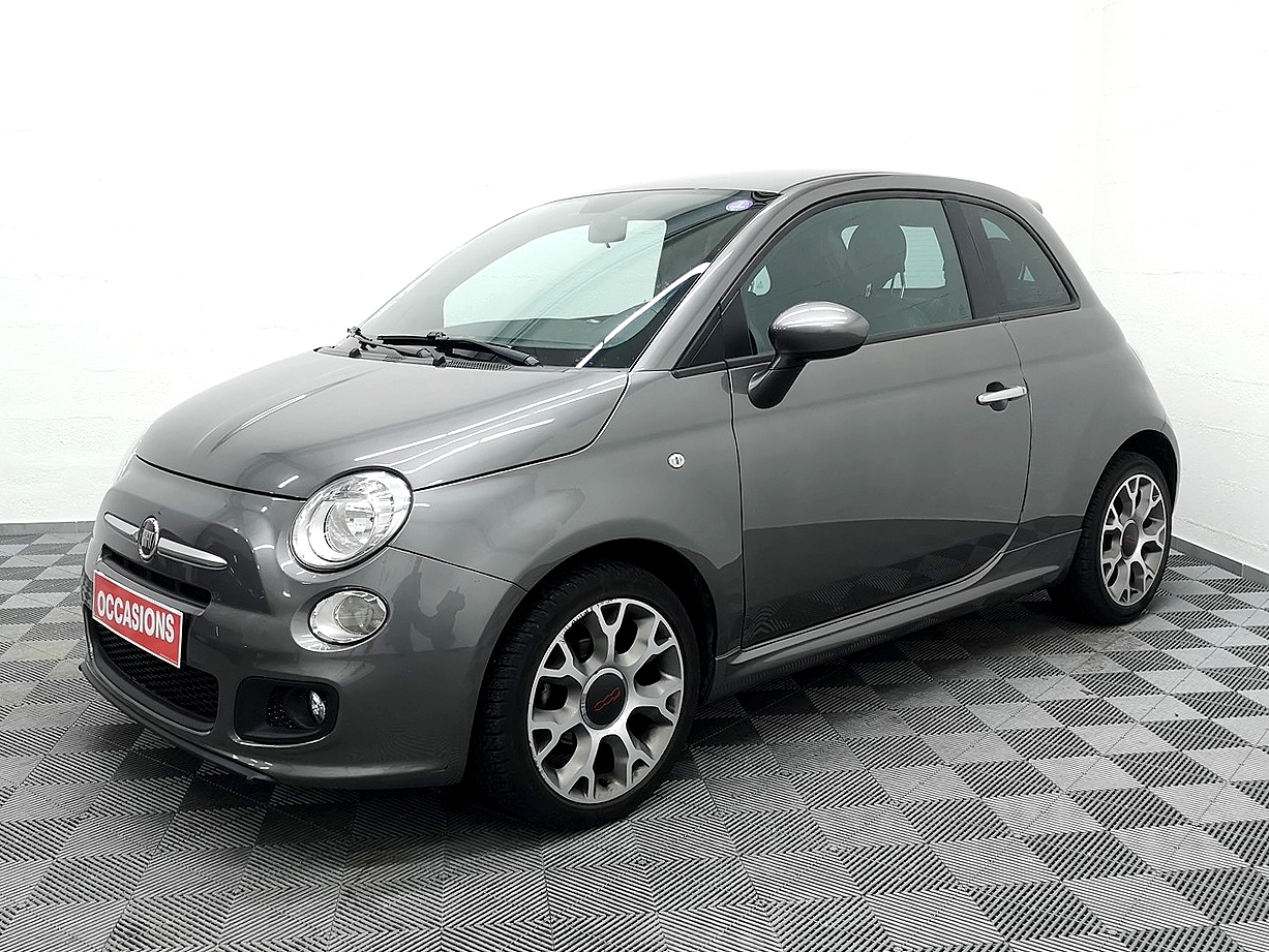 FIAT 500 1.2 8V 69 ch S Limited Edition d'occasion