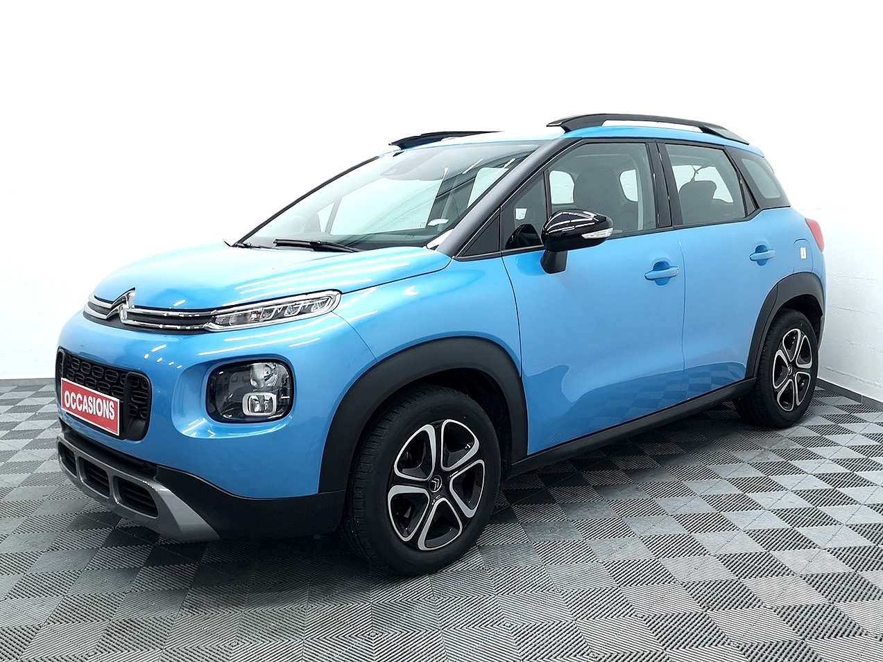 CITROEN C3 AIRCROSS PureTech 110 S&S EAT6 Feel d'occasion