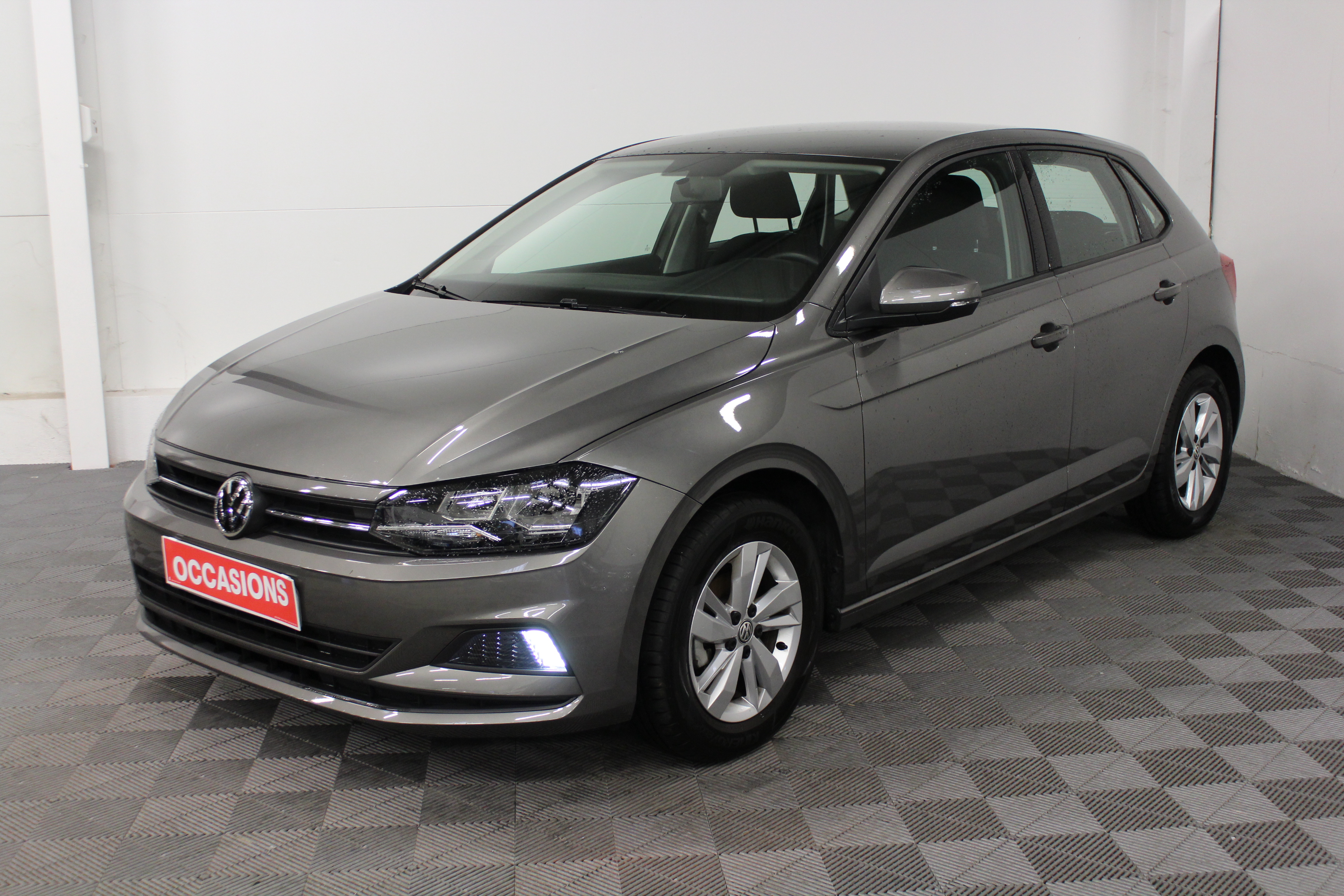VOLKSWAGEN POLO 1.0 80 S&S BVM5 Lounge d'occasion
