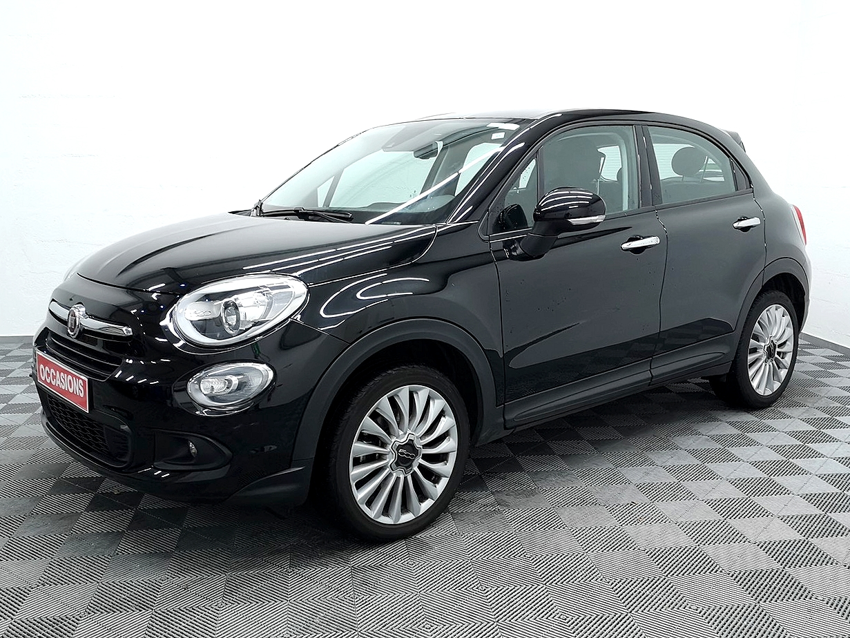 FIAT 500X MY18 1.4 MultiAir 140 ch DCT Urban Look Lounge (5P) d'occasion