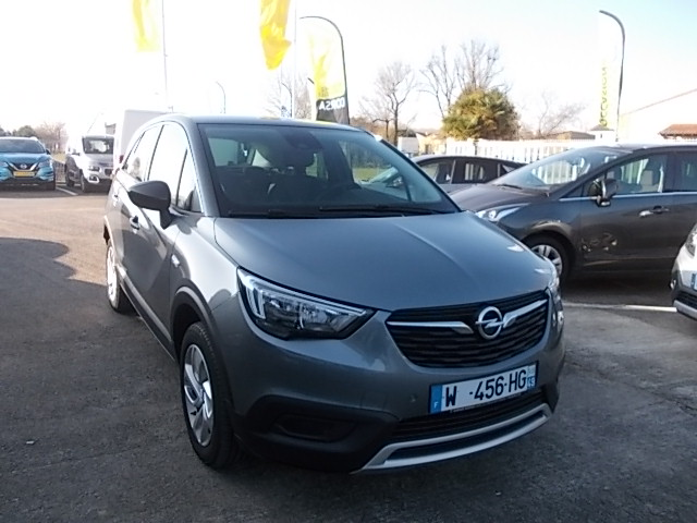 OPEL CROSSLAND X - 1.2 Turbo 110 ch BVA6 Innovation