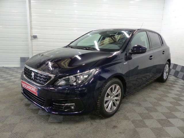PEUGEOT 308 BUSINESS Style BlueHDi 130 S&S EAT6 d'occasion