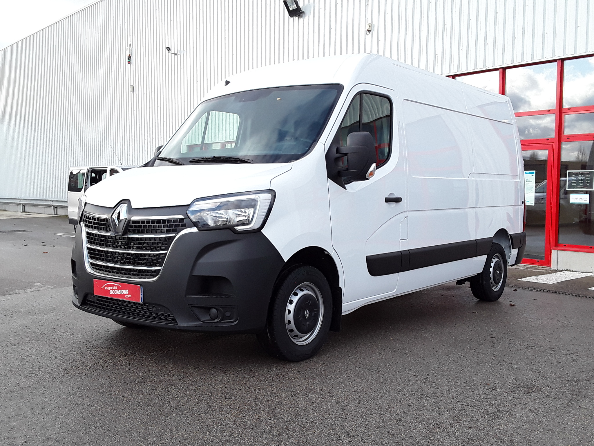 RENAULT MASTER FOURGON TRACTION GRAND CONFORT F3500 L2H2 Energy dCi 150 d'occasion