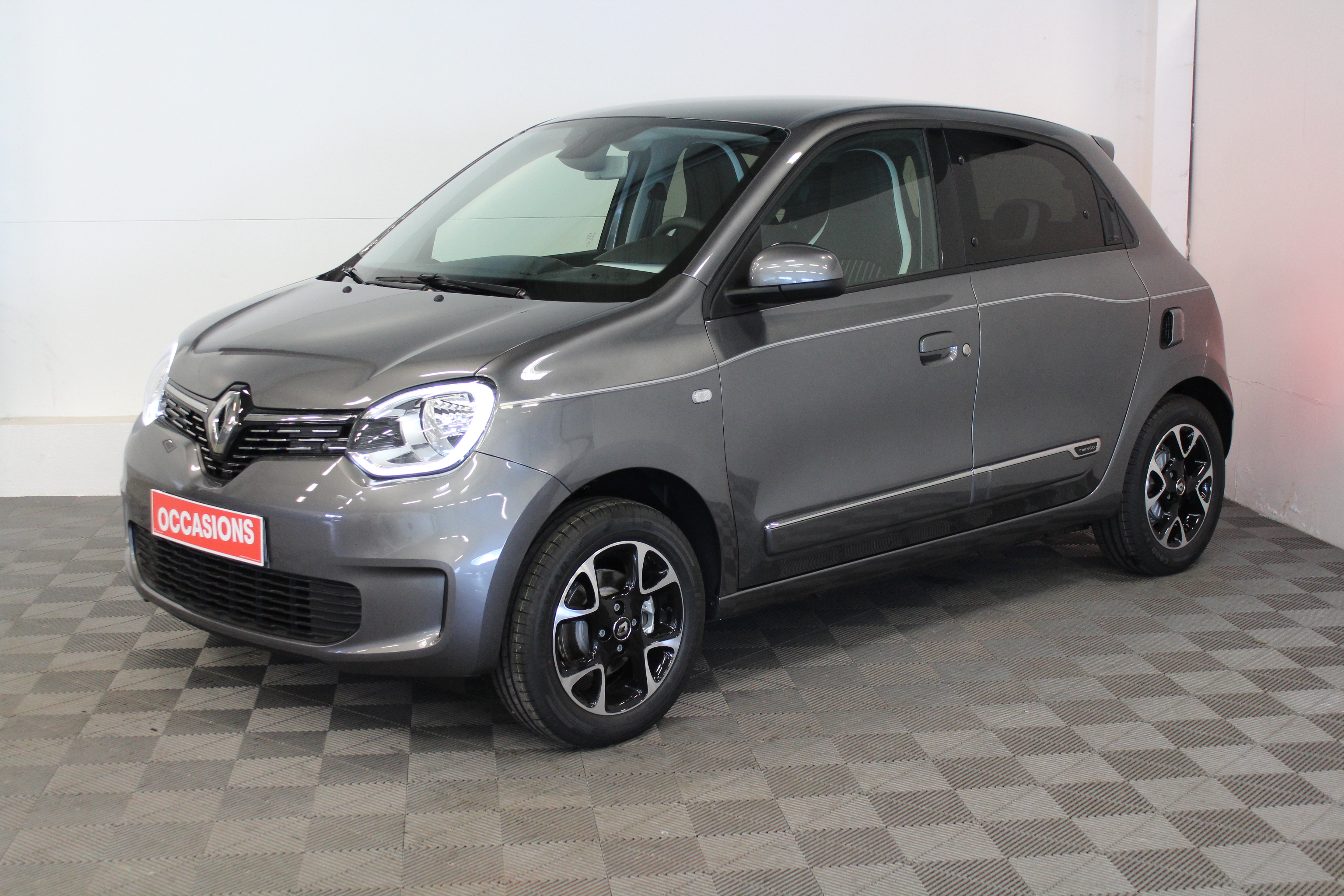 RENAULT TWINGO III TCe 95 Intens d'occasion
