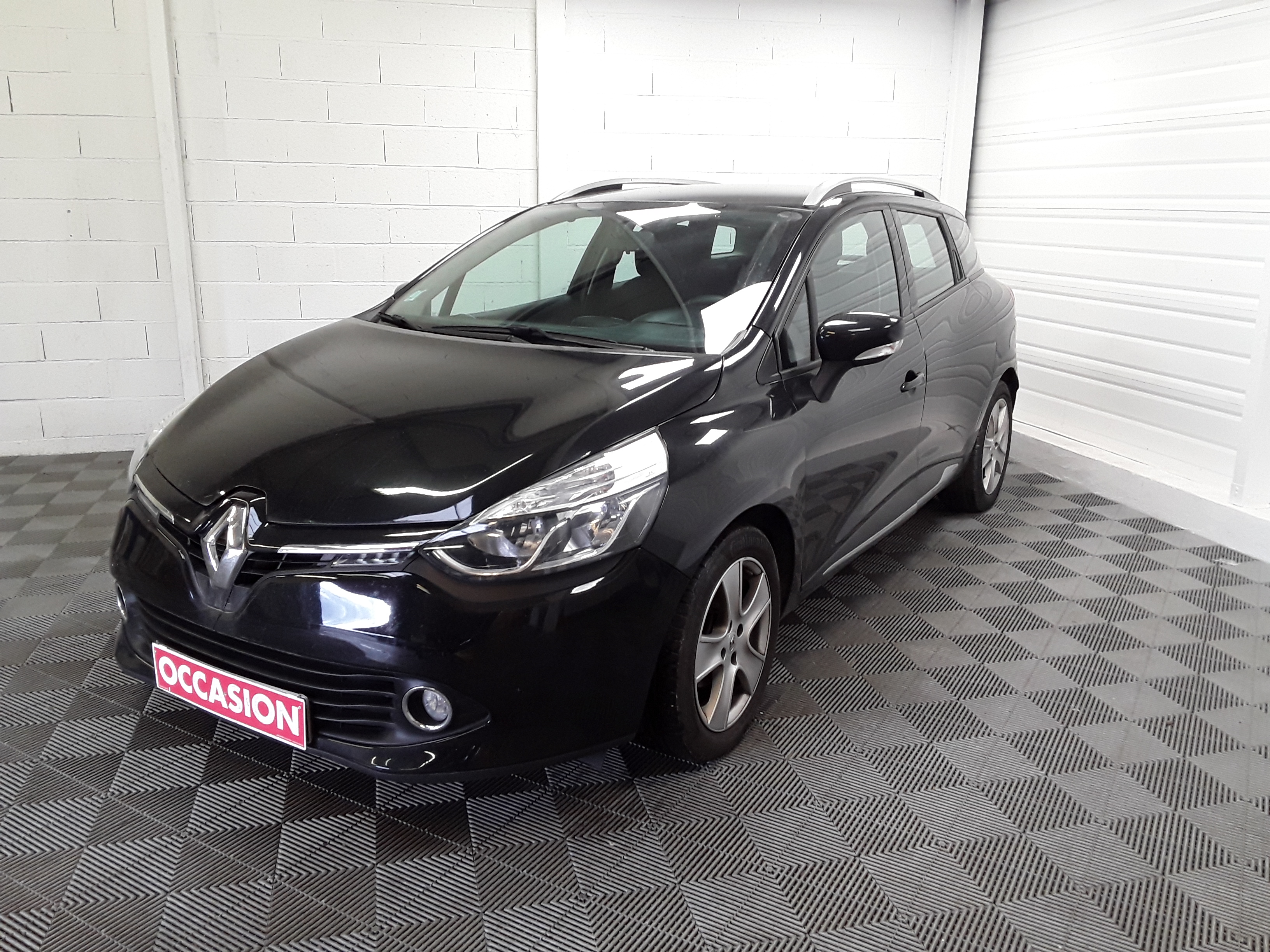 RENAULT CLIO IV ESTATE BUSINESS 1.5 DCI 90CH ENERGY BUSINESS ECO² EDC EURO6 2016 d'occasion