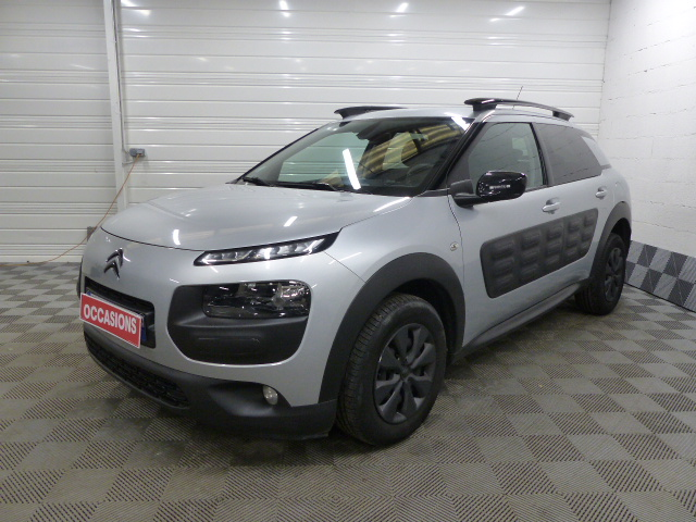 CITROEN C4 CACTUS BLUEHDI 100 BUSINESS S&S 82G d'occasion