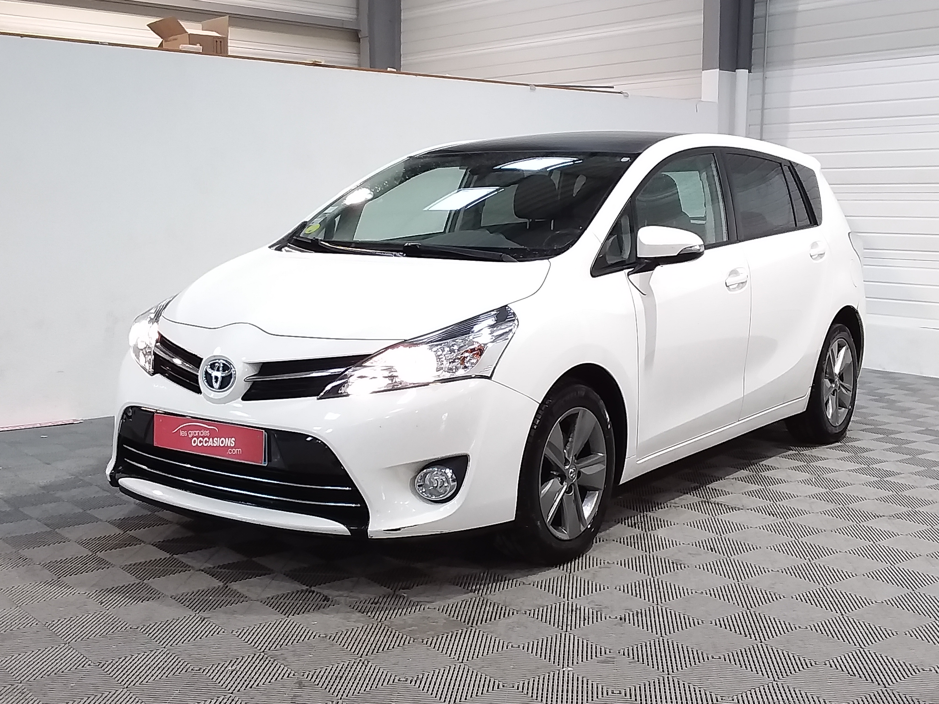 TOYOTA VERSO LCA 112 D-4D  FAP SkyView - 5P d'occasion