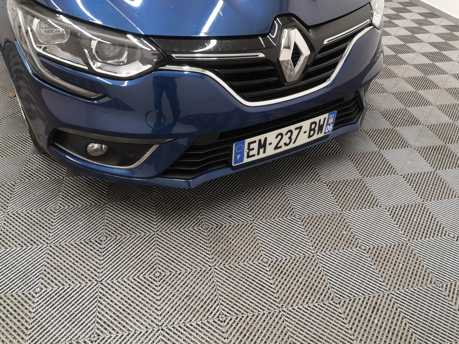RENAULT MEGANE IV BERLINE BUSINESS dCi 110 Energy eco2 Business d'occasion