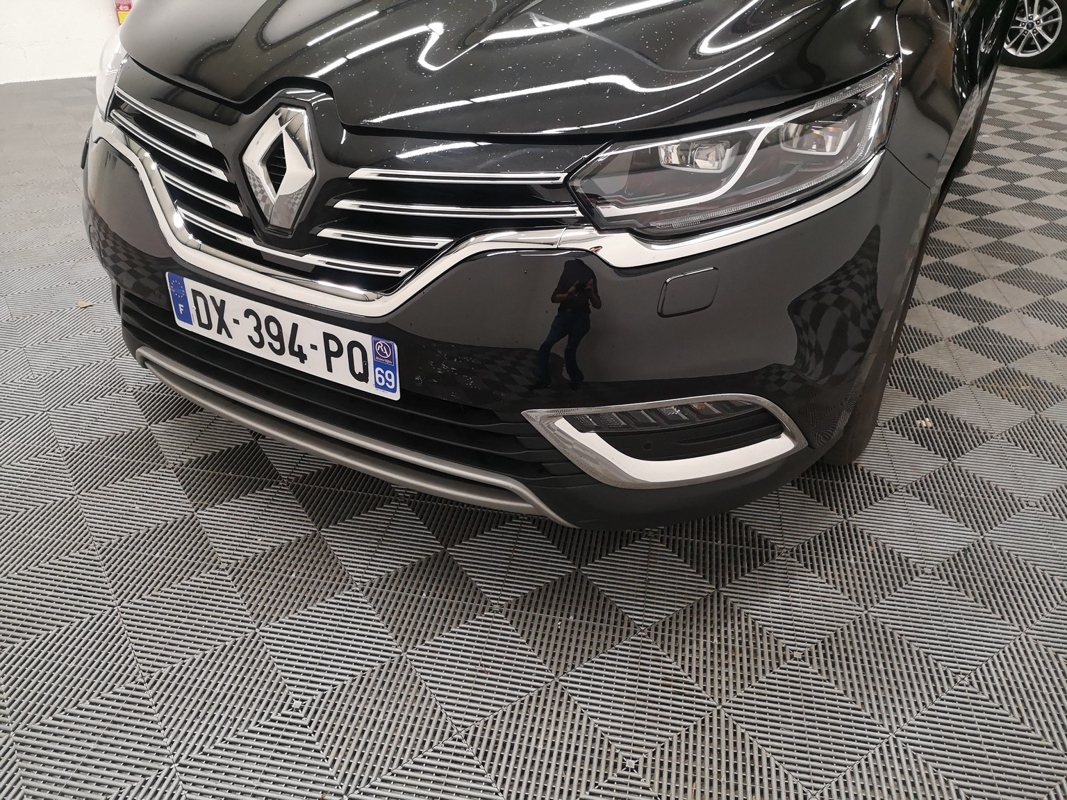 RENAULT ESPACE V dCi 160 Energy Twin Turbo Intens EDC d'occasion