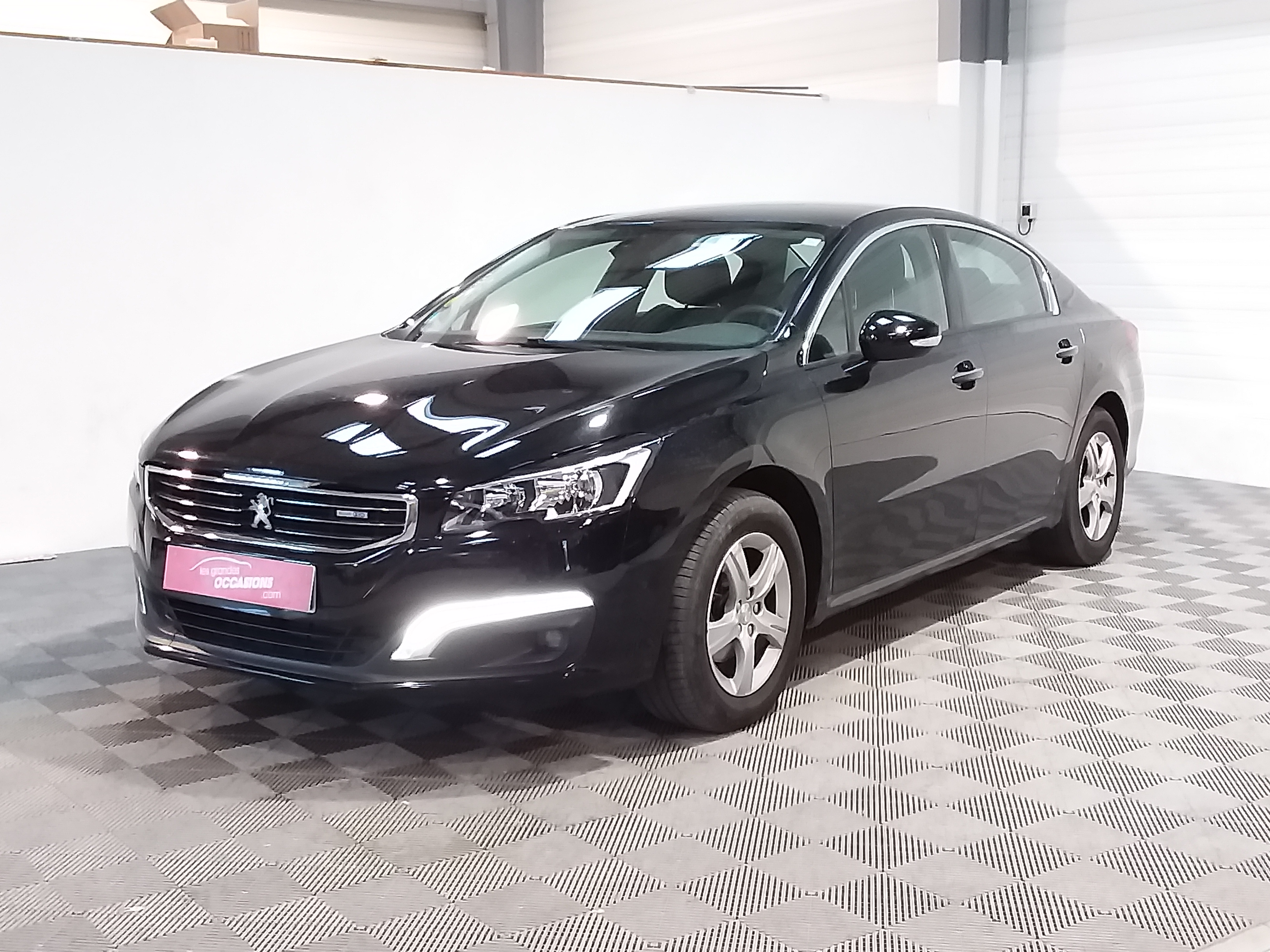 PEUGEOT 508 BUSINESS 1.6 BlueHDi 120ch S&S BVM6 Active Business d'occasion