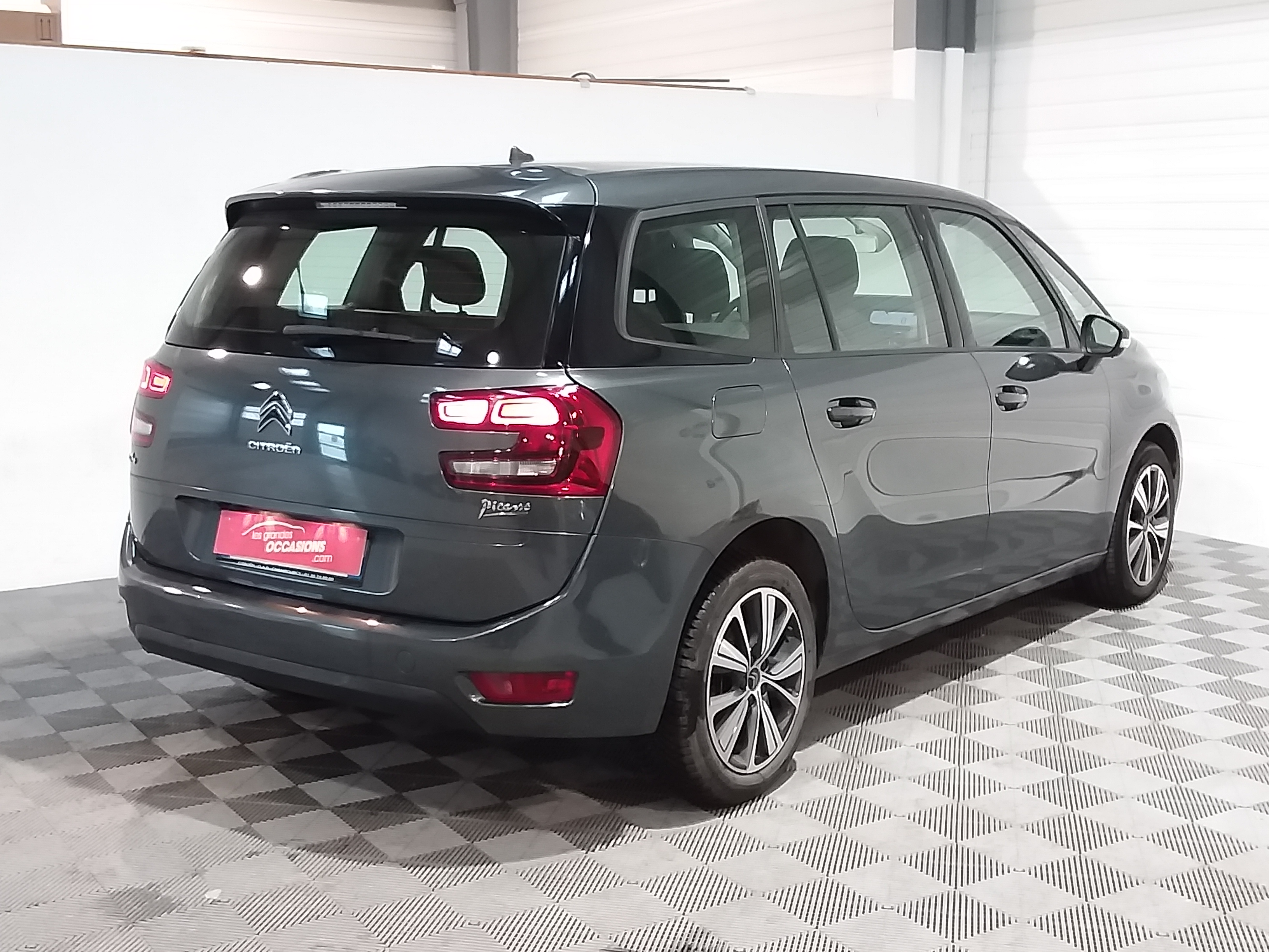 CITROEN GRAND C4 PICASSO BUSINESS 2017 - Photo n°3