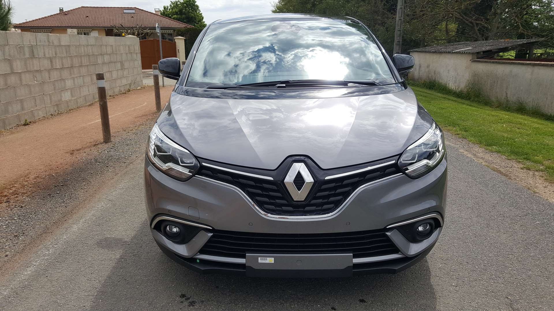 Miniature RENAULT SCENIC IV TCe 140 EDC Energy Intens BOSE