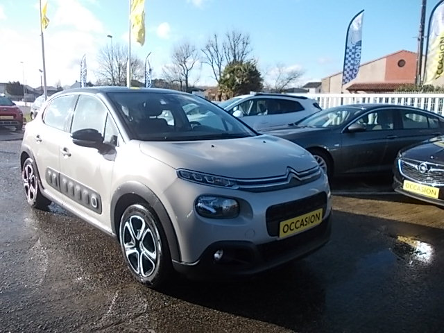 CITROEN C3 BUSINESS - PureTech 82 S&S BVM5 Shine Business
