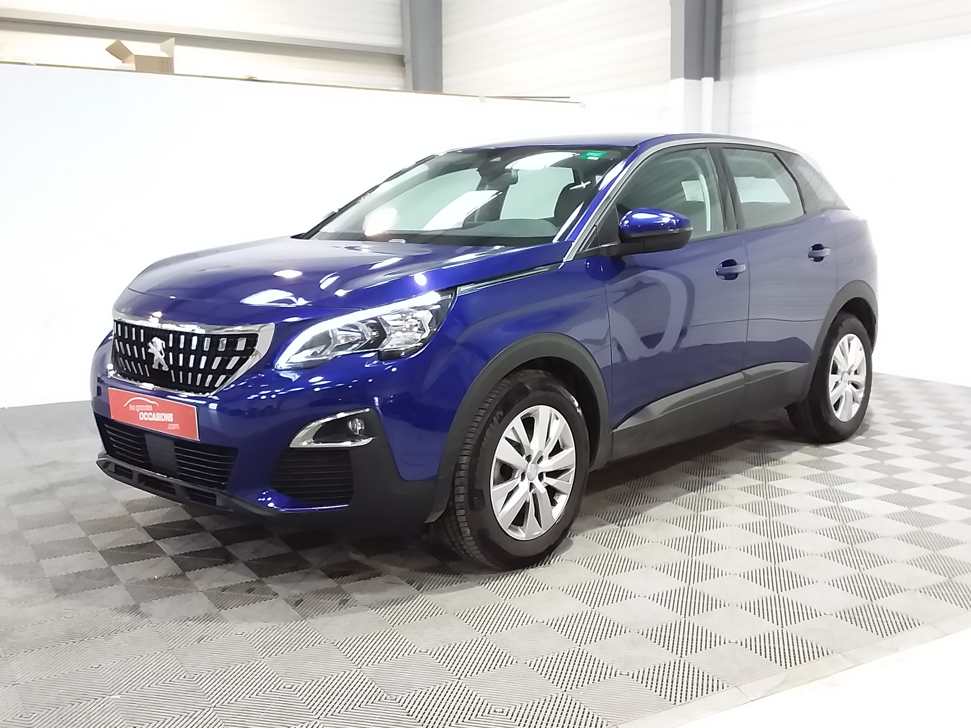PEUGEOT 3008 BUSINESS BlueHDi 130ch S&S BVM6 Active Business d'occasion