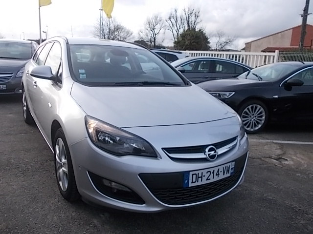 OPEL ASTRA SPORTS TOURER - 1.7 CDTI 110 ch FAP Edition