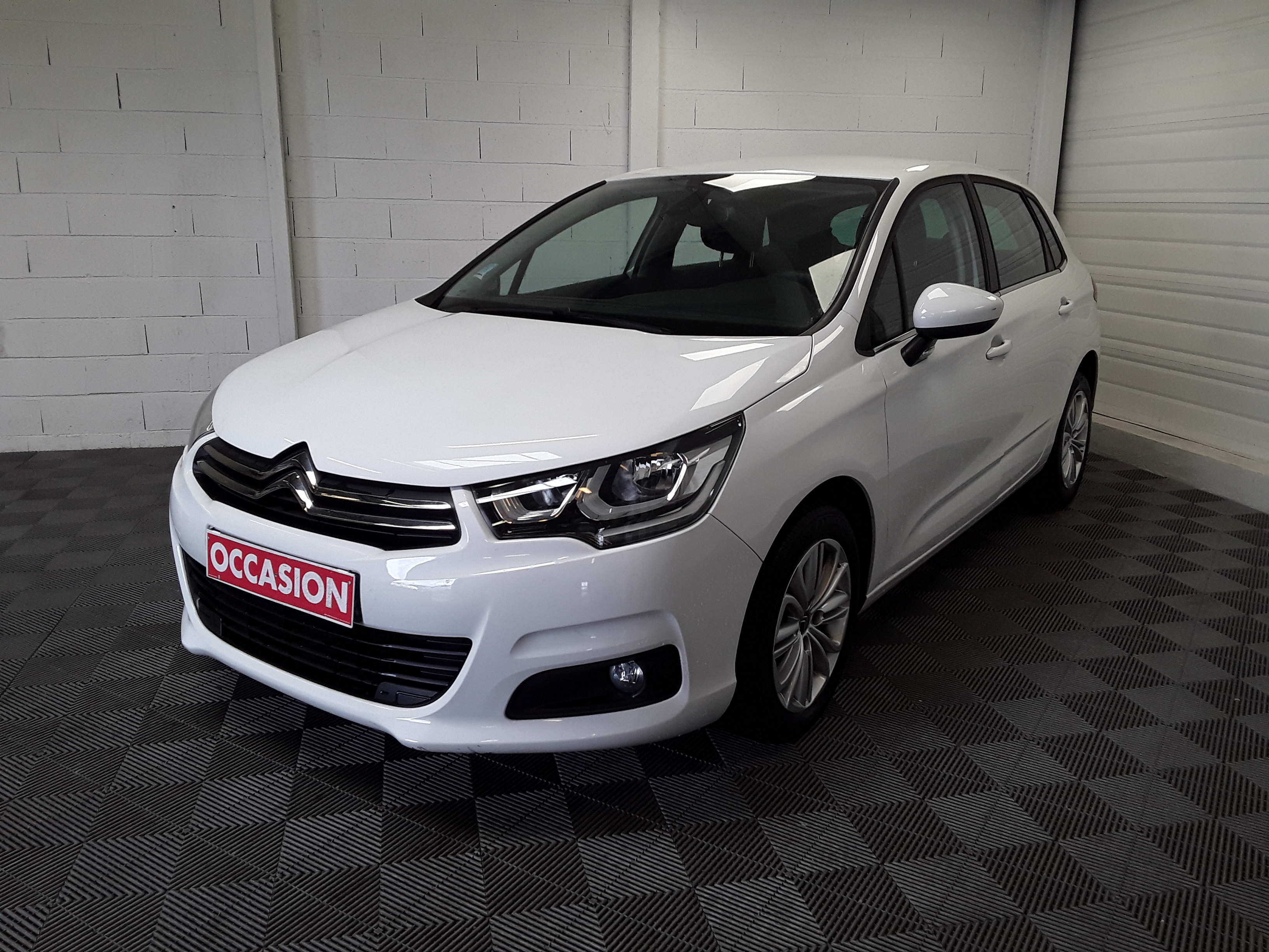 CITROEN C4 C4 BlueHDi 100ch Feel d'occasion