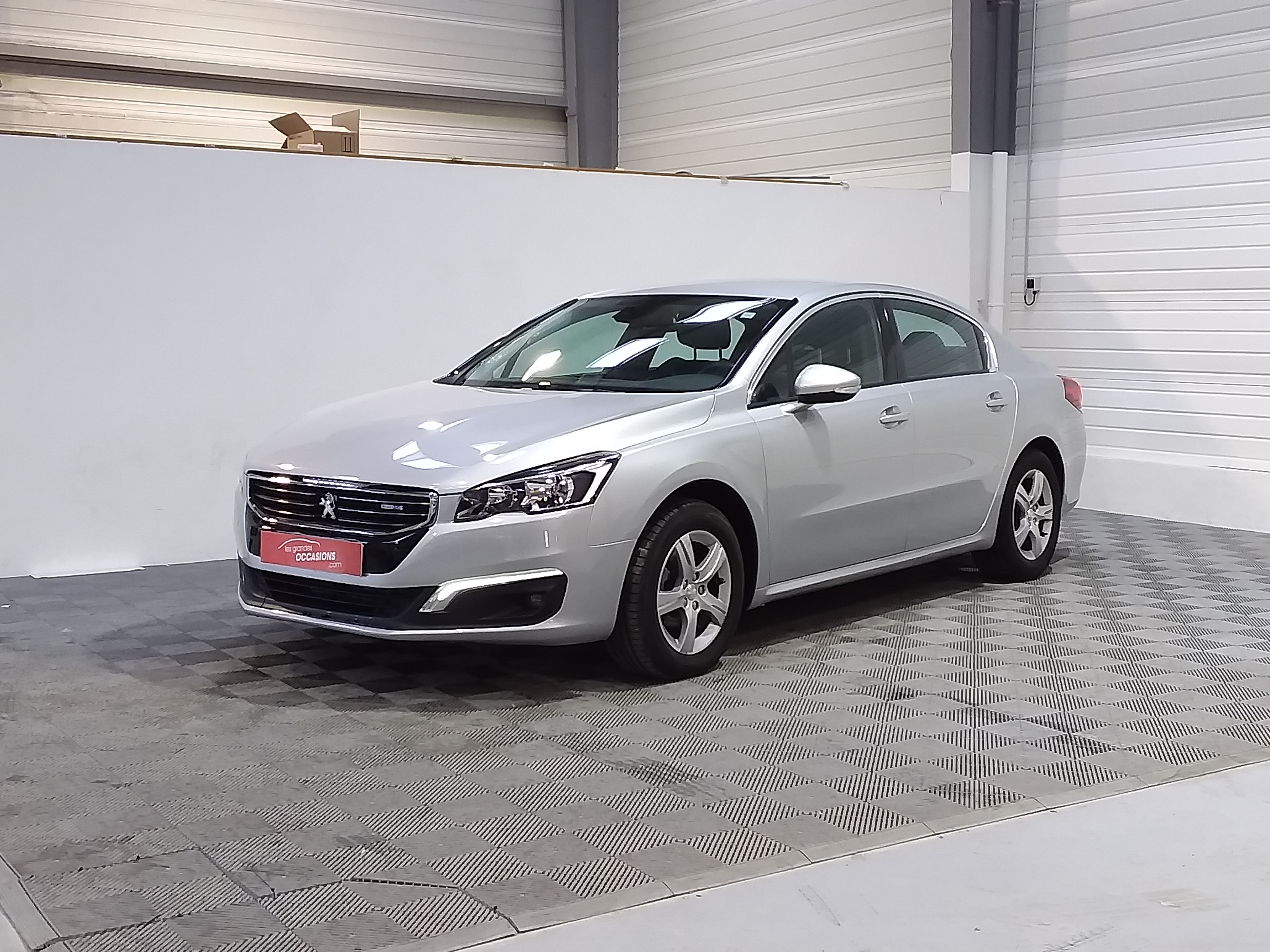 PEUGEOT 508 BUSINESS 1.6 BlueHDi 120ch Active Business S&S d'occasion