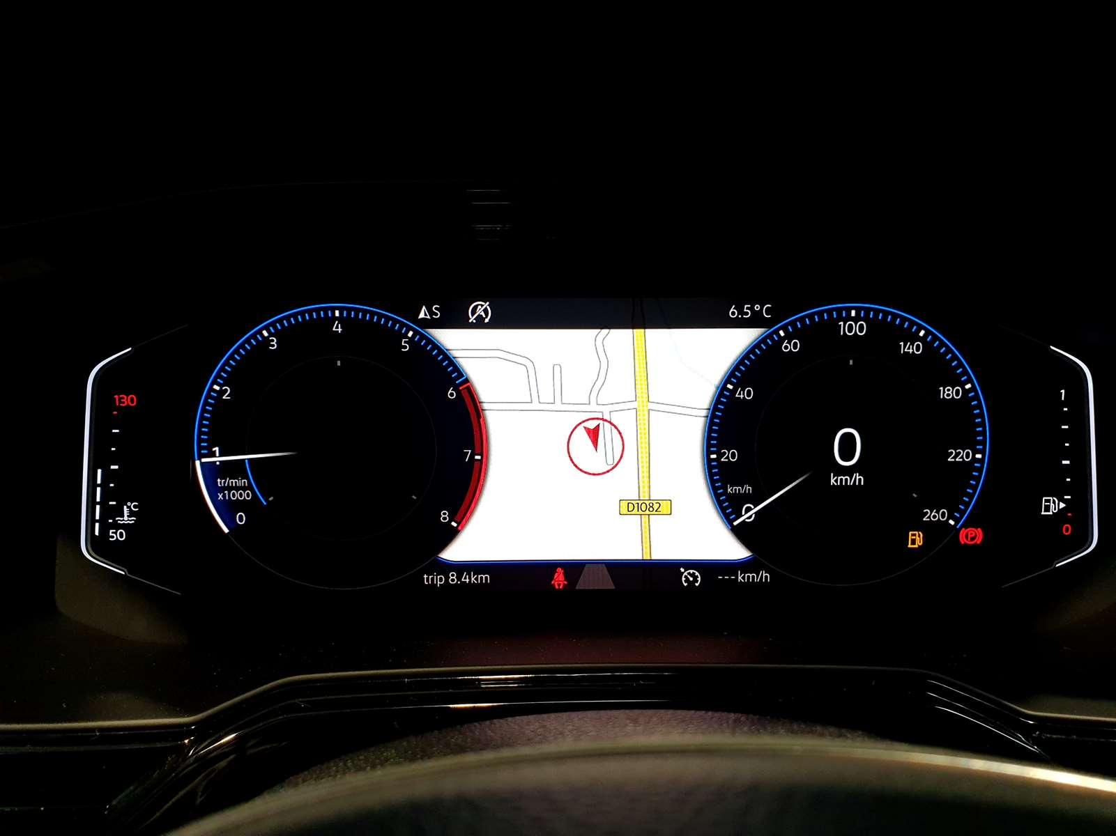 Miniature VOLKSWAGEN POLO 1.0 TSI 95 LOUNGE GPS