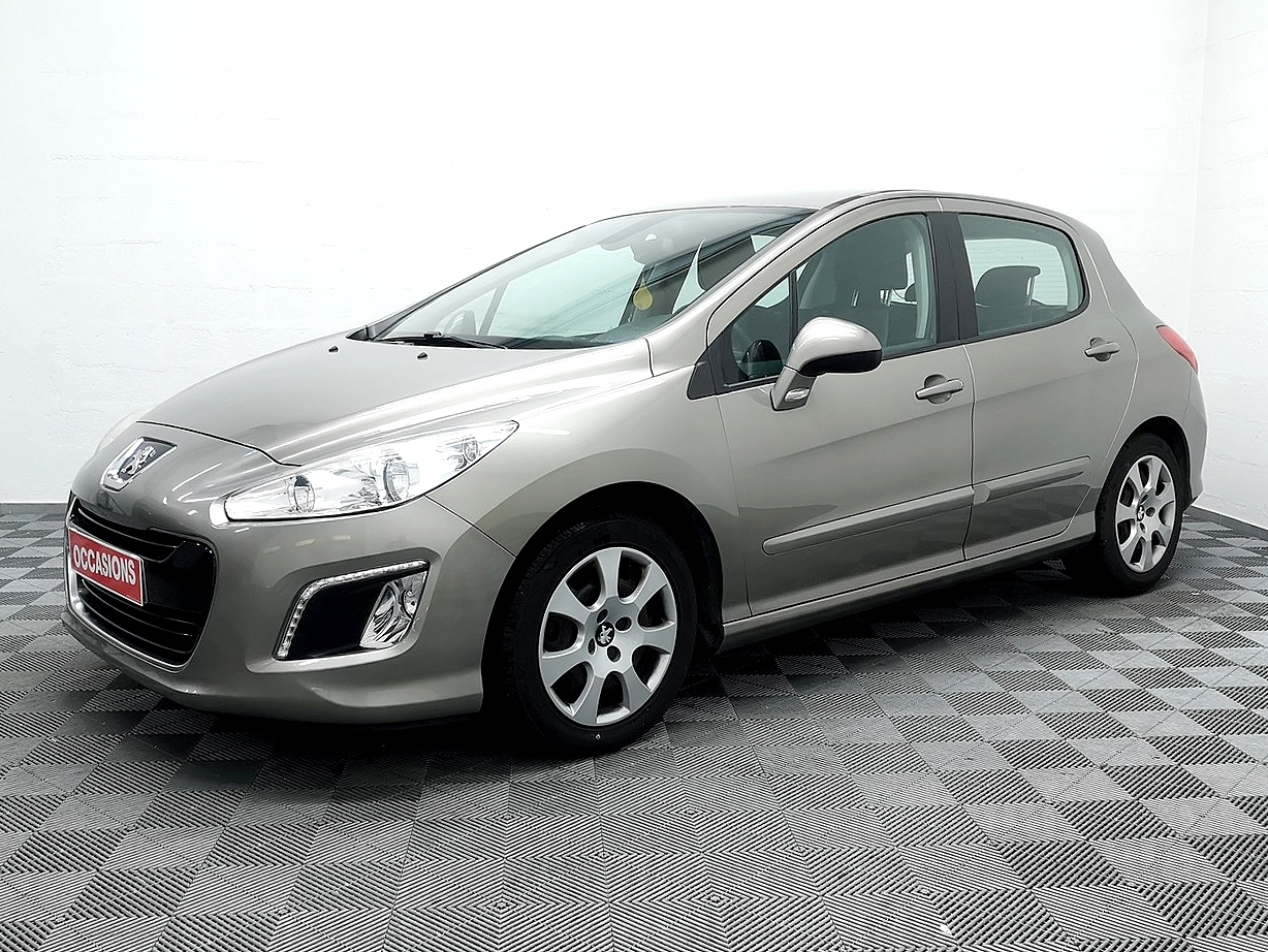 PEUGEOT 308 1.6 HDi 92ch FAP Active d'occasion