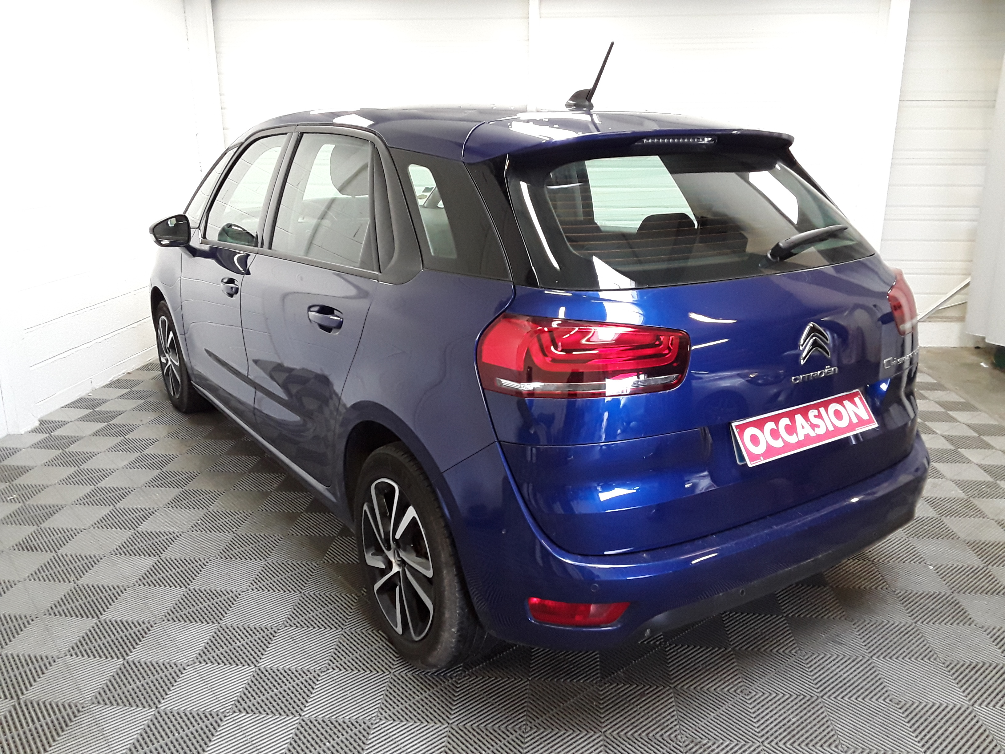 CITROEN C4 SPACETOURER 2018 - Photo n°6