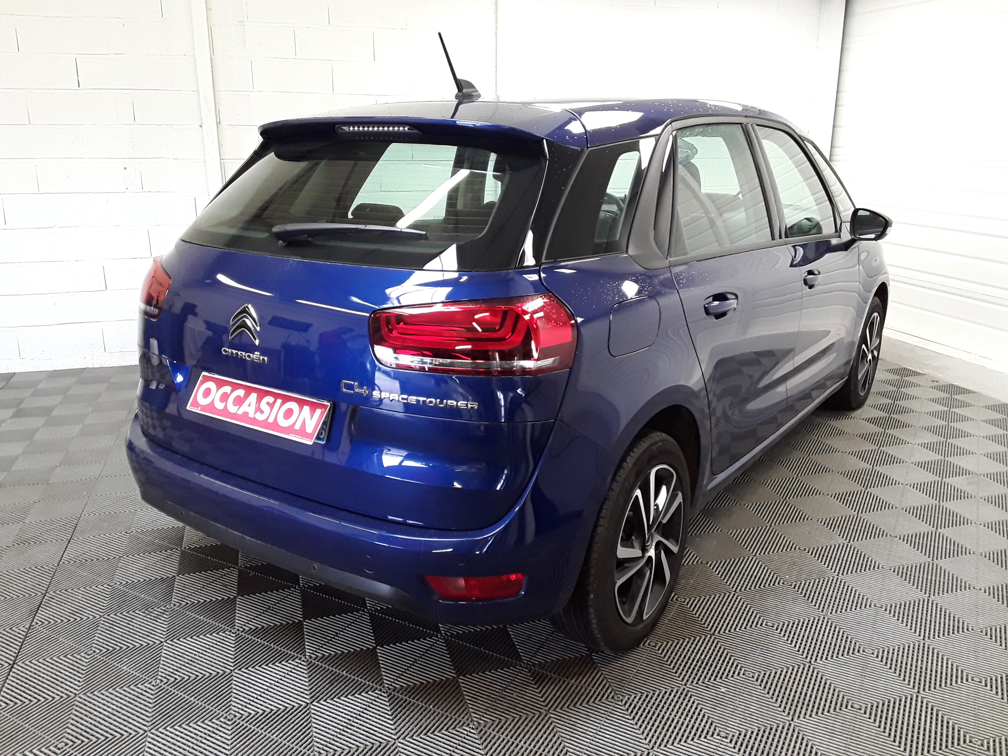 CITROEN C4 SPACETOURER 2018 - Photo n°4