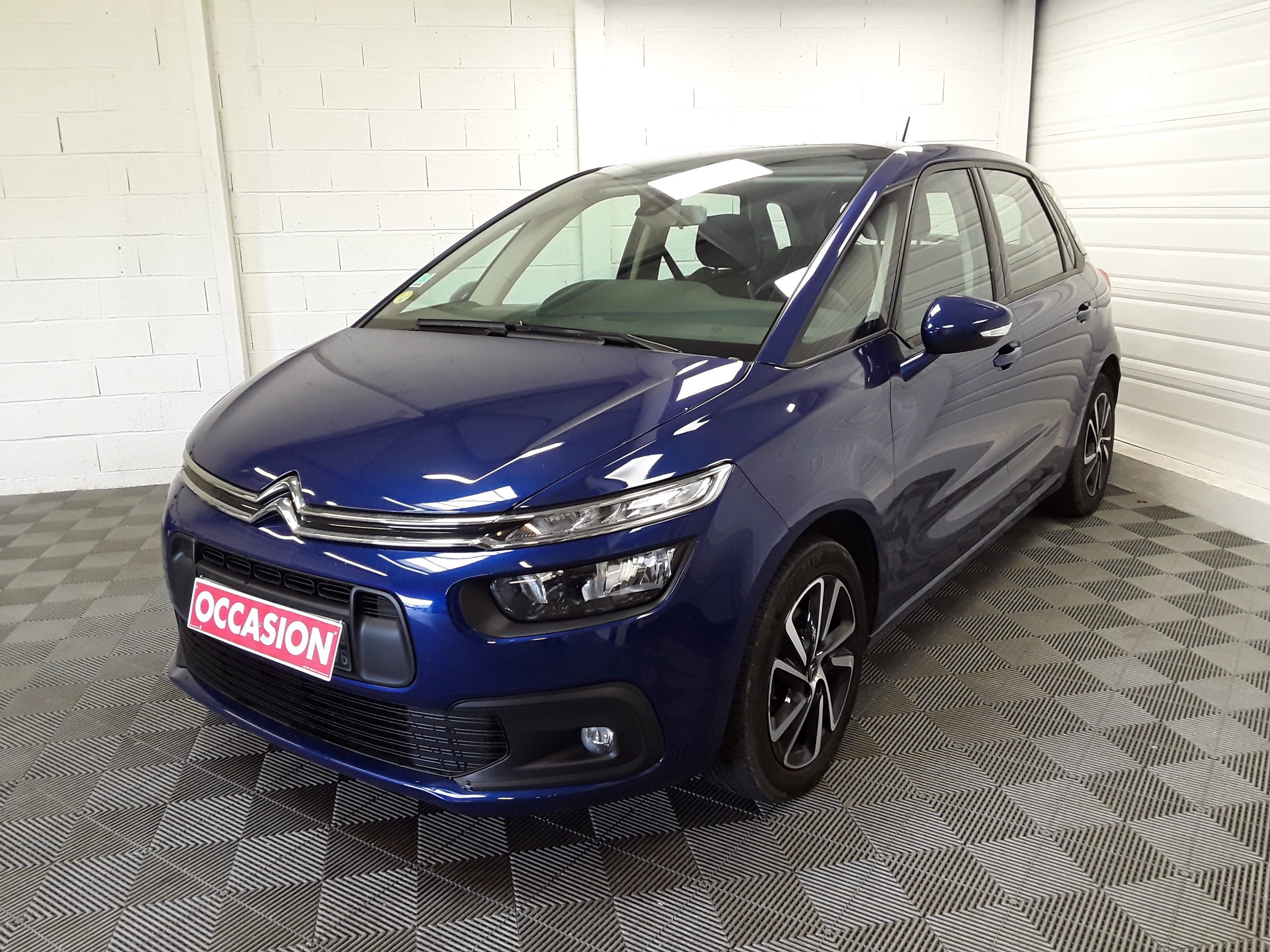 CITROEN C4 SPACETOURER 2018 - Photo n°1