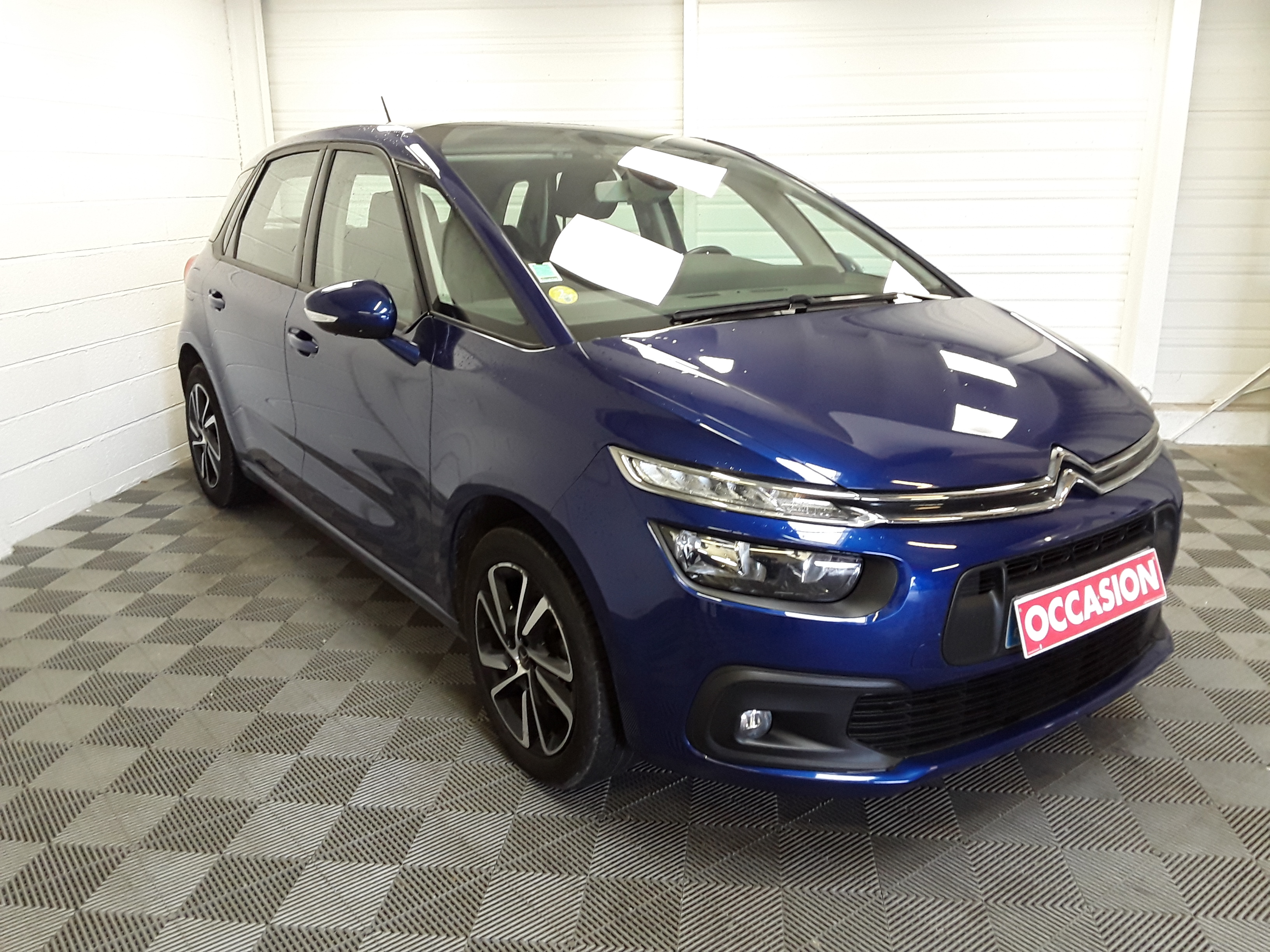 CITROEN C4 SPACETOURER 2018 - Photo n°3