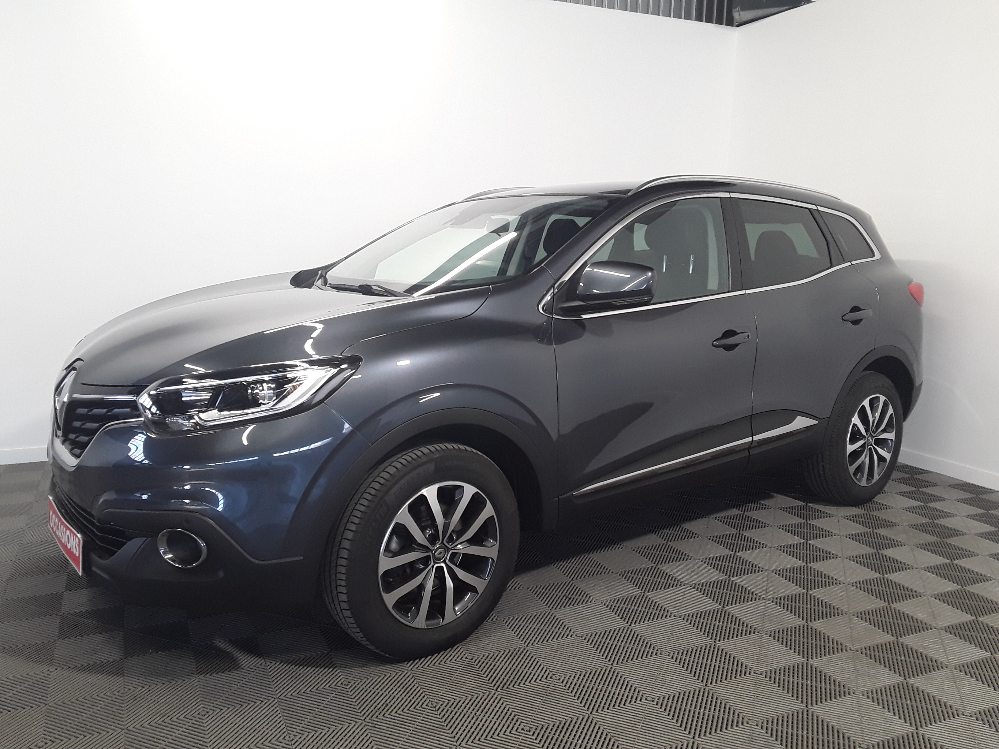 RENAULT KADJAR BUSINESS 2018 - Photo n°1