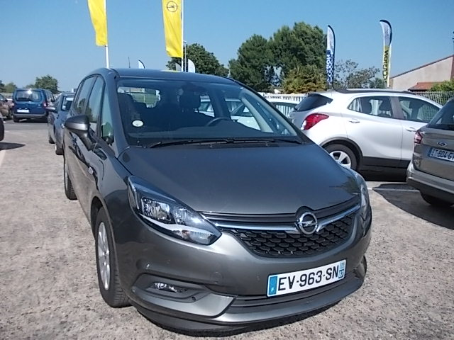 OPEL ZAFIRA - 1.6 CDTI 134 ch BlueInjection EcoFlex Innovation