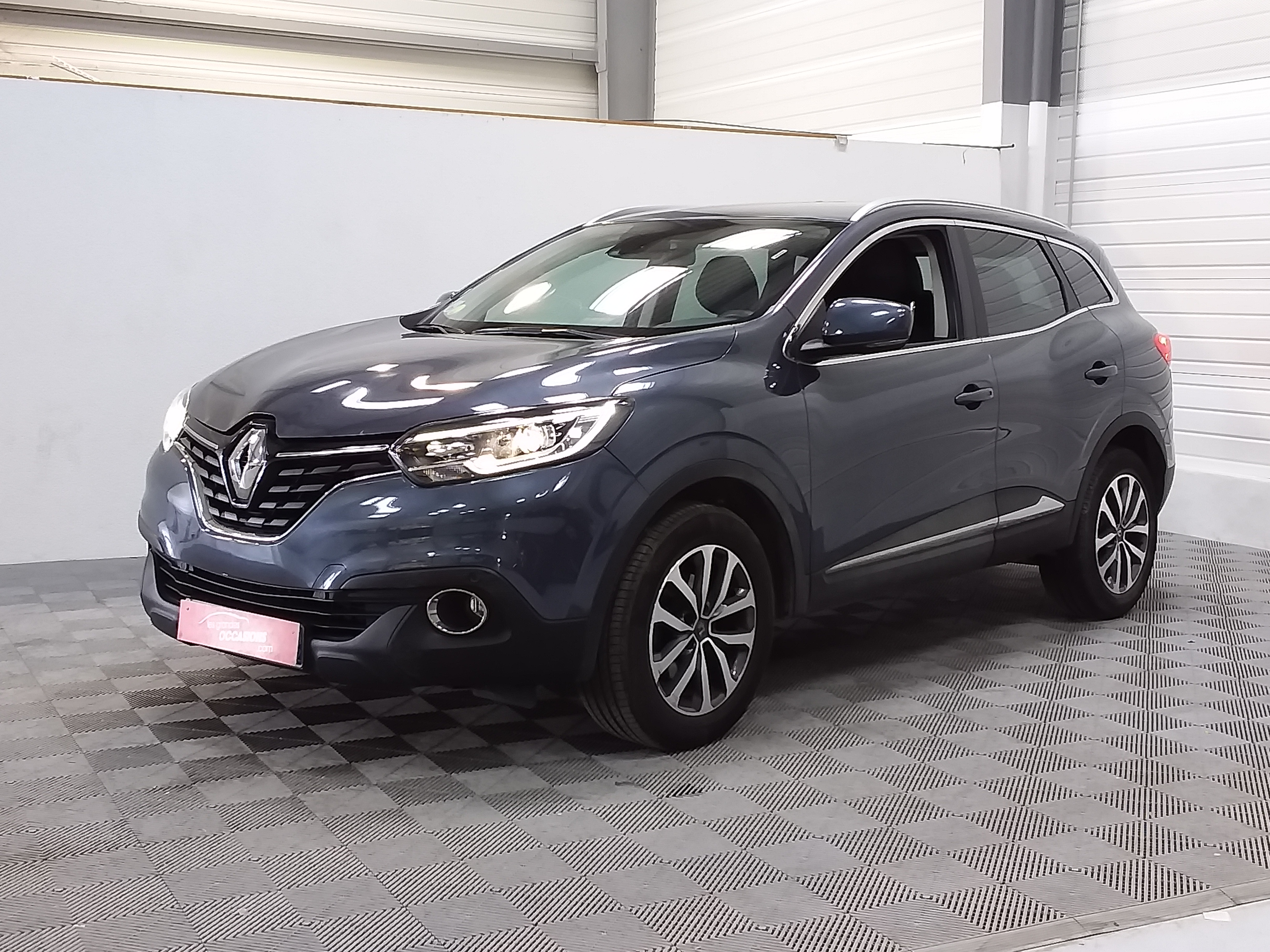 RENAULT KADJAR DCI 110 ENERGY EDC BUSINESS d'occasion