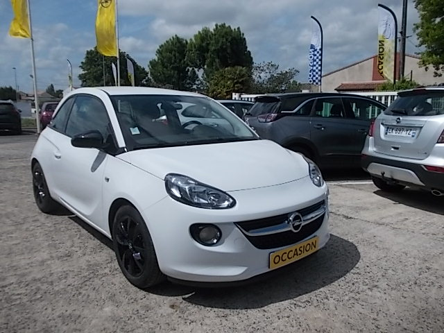 OPEL ADAM - 1.4 Twinport 87 ch S/S Unlimited