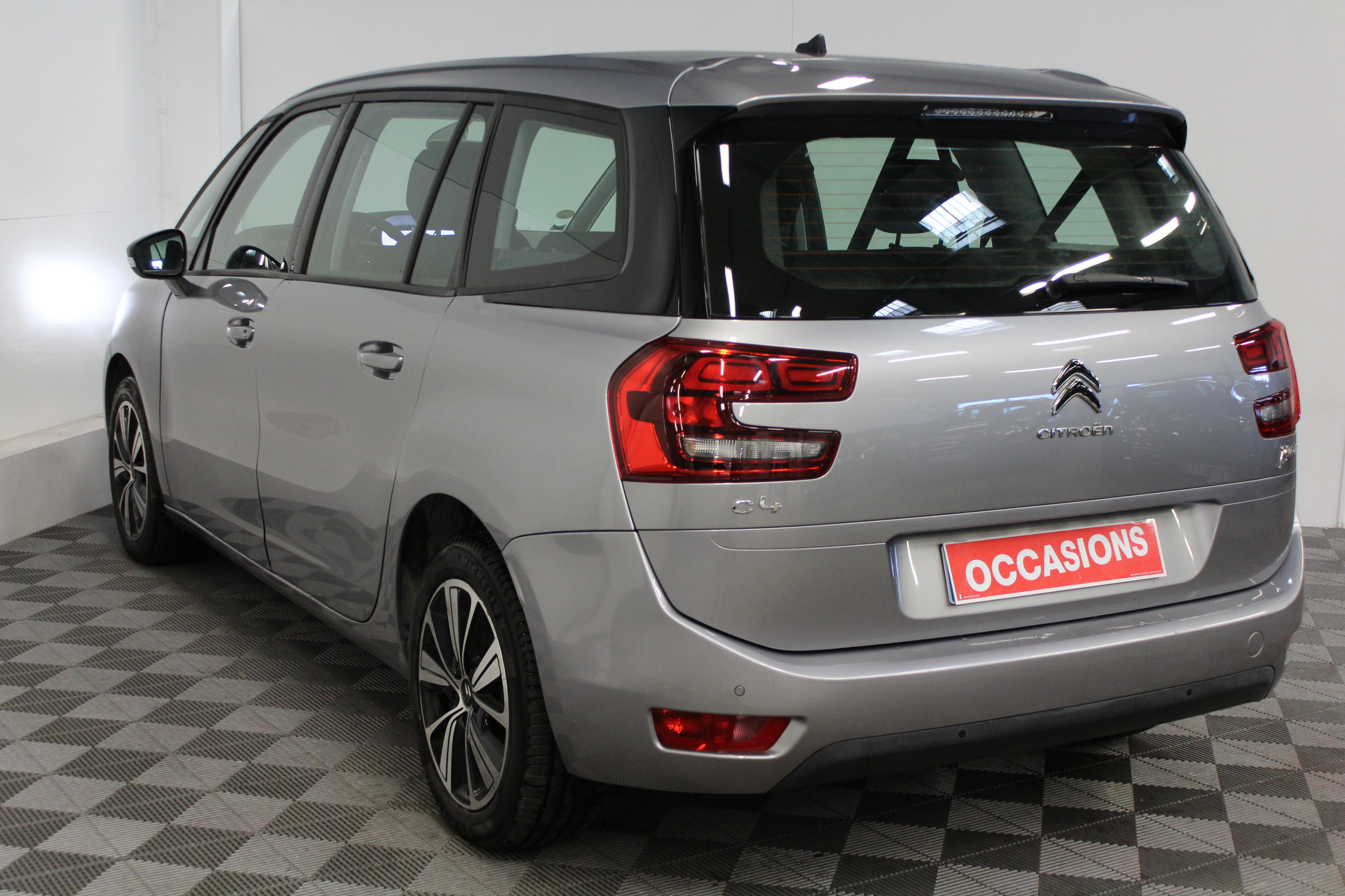 CITROEN GRAND C4 PICASSO BUSINESS 2016 - Photo n°5