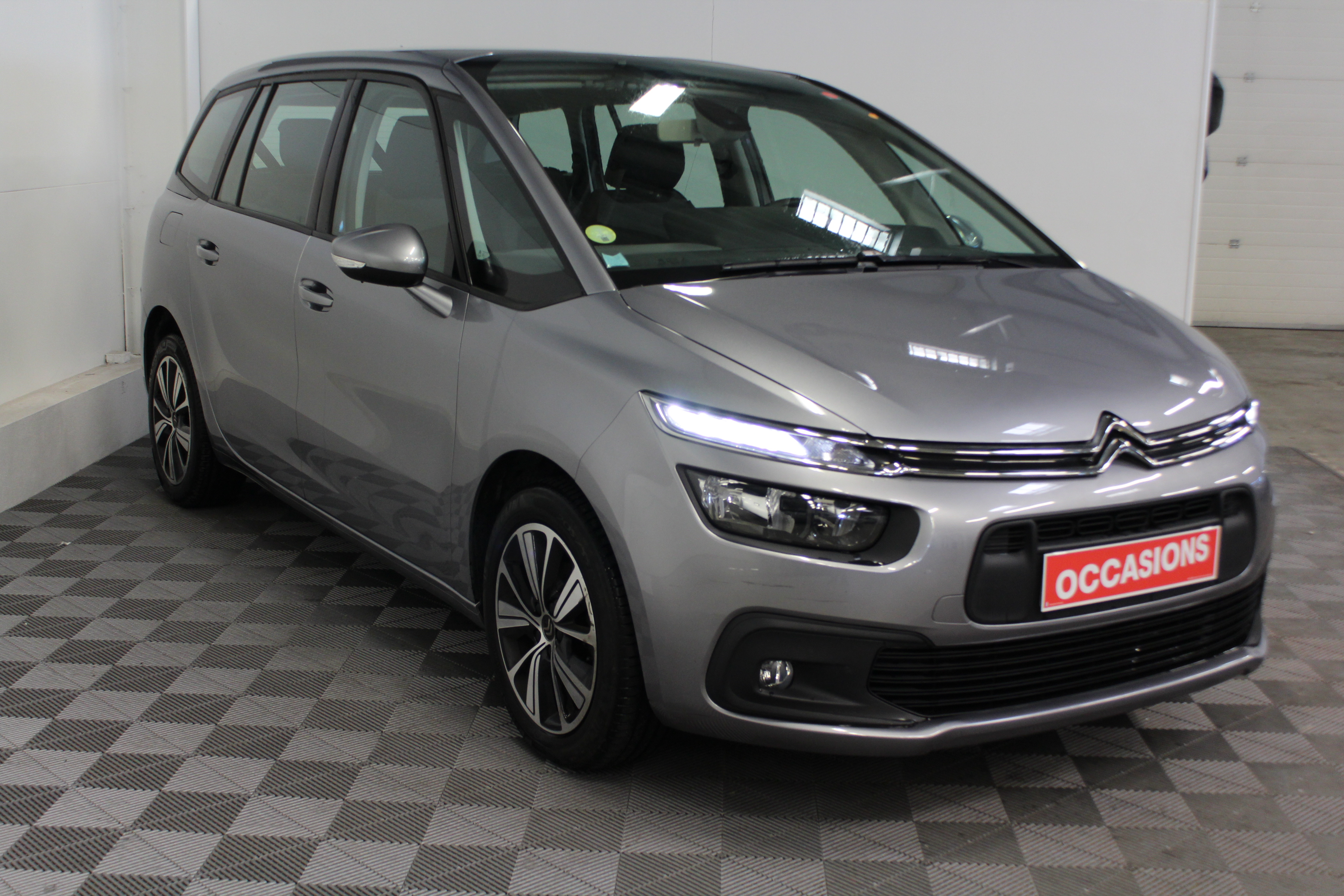 CITROEN GRAND C4 PICASSO BUSINESS 2016 - Photo n°3