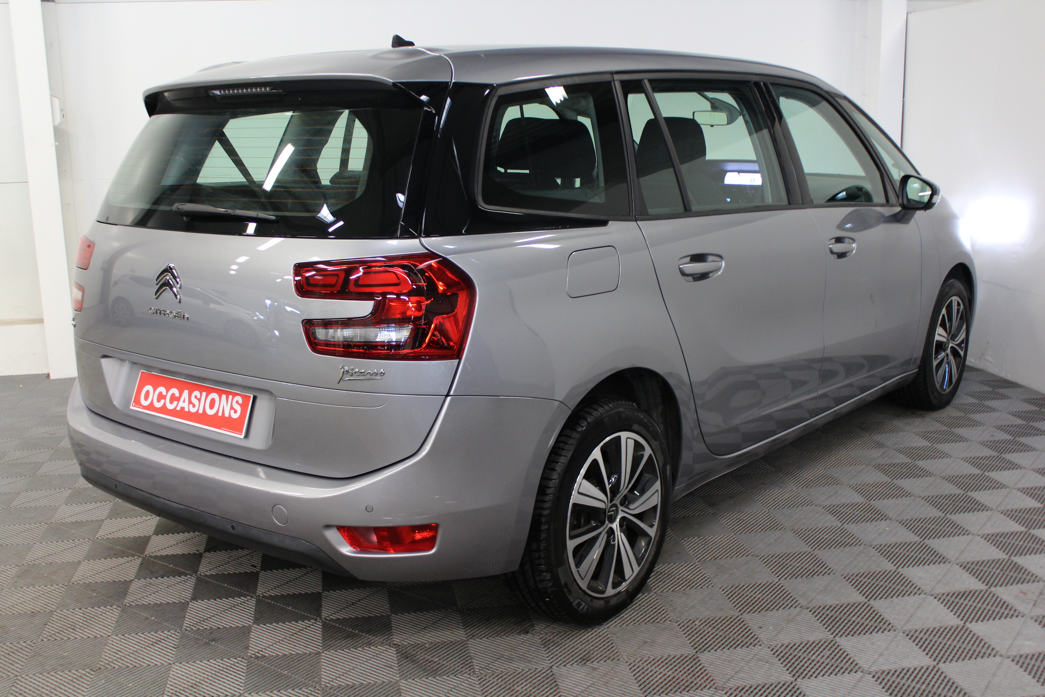 CITROEN GRAND C4 PICASSO BUSINESS 2016 - Photo n°4