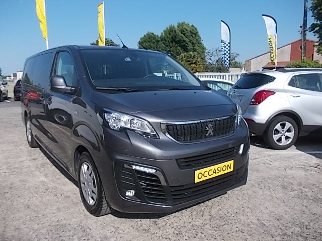 PEUGEOT TRAVELLER BUSINESS - Long 2.0 BlueHDi 150ch S&S BVM6 Business