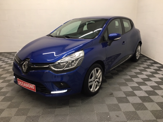 RENAULT CLIO IV Business TCe 90 18 d'occasion