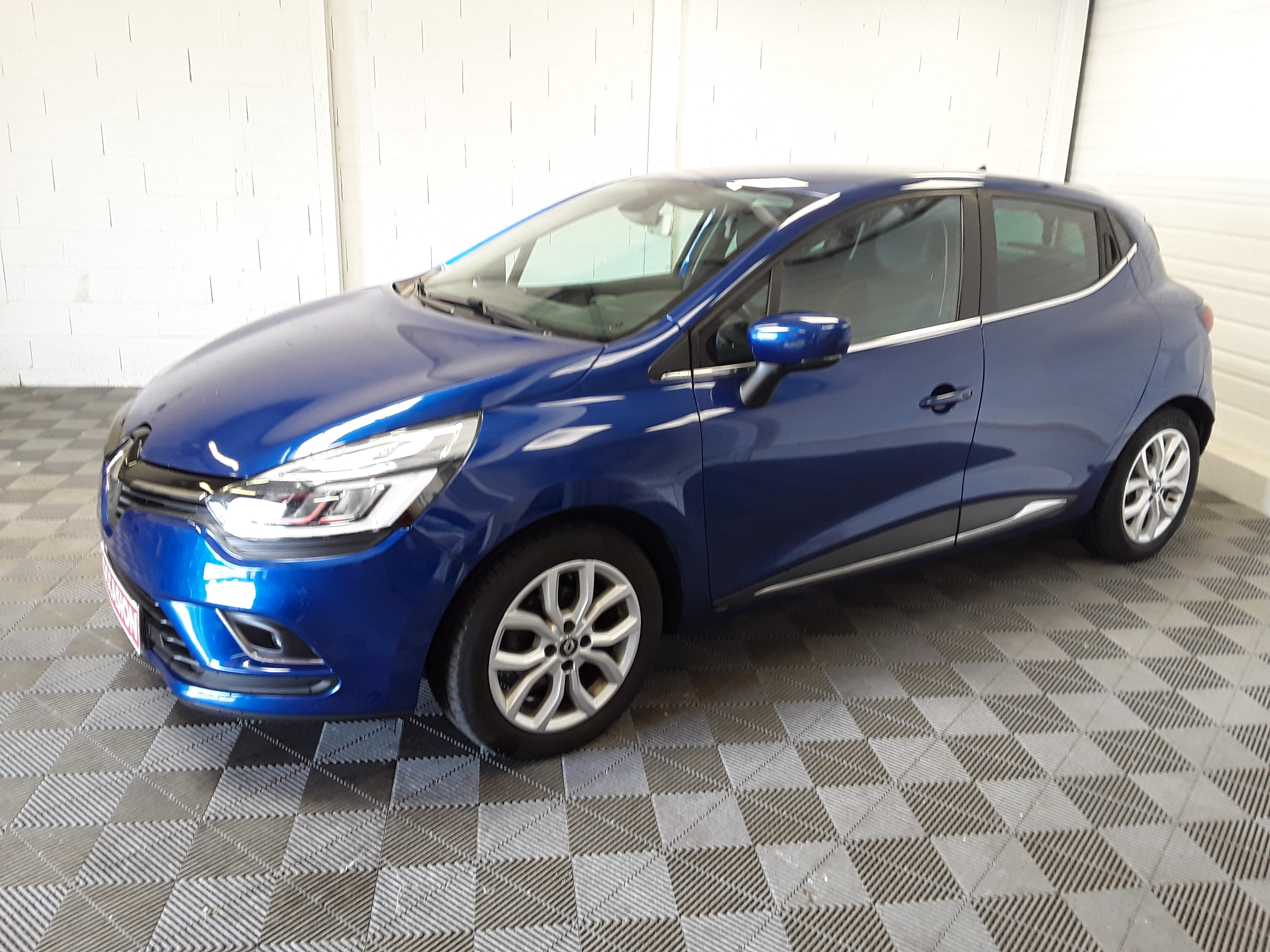 RENAULT CLIO IV Intens TCe 90 d'occasion