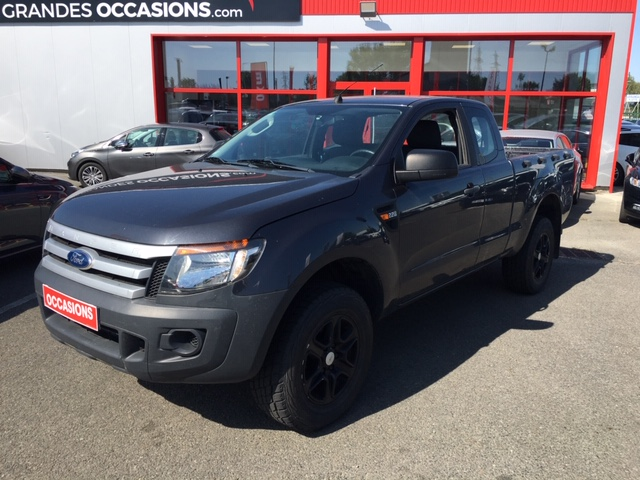 FORD RANGER SUPER CAB XL PACK TDCI 150 4X4 d'occasion
