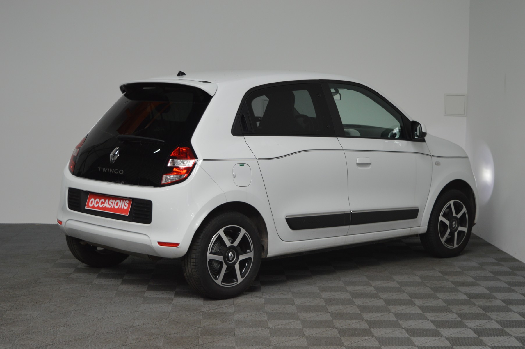 RENAULT TWINGO III 2019 à 9400 € - Photo n°3