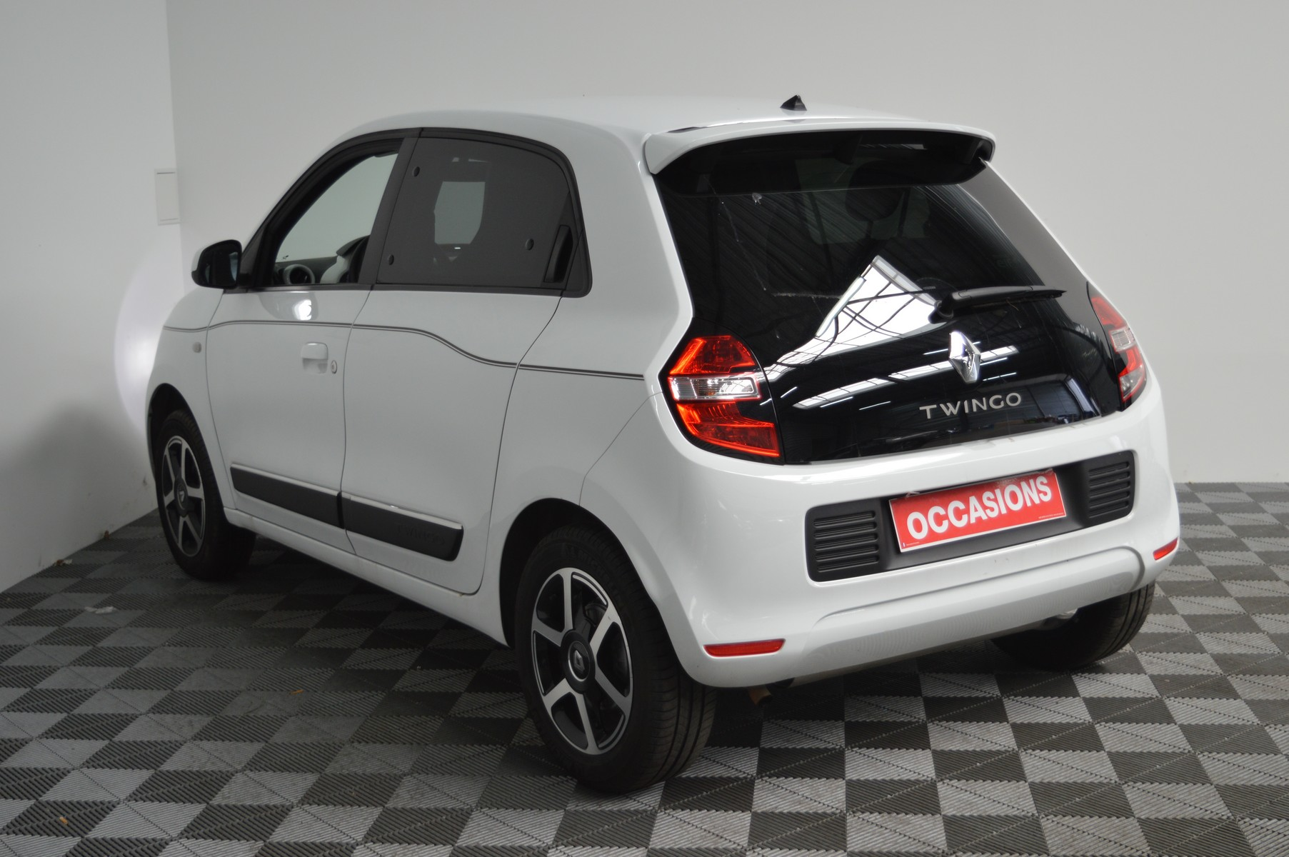 RENAULT TWINGO III 2019 à 9400 € - Photo n°4
