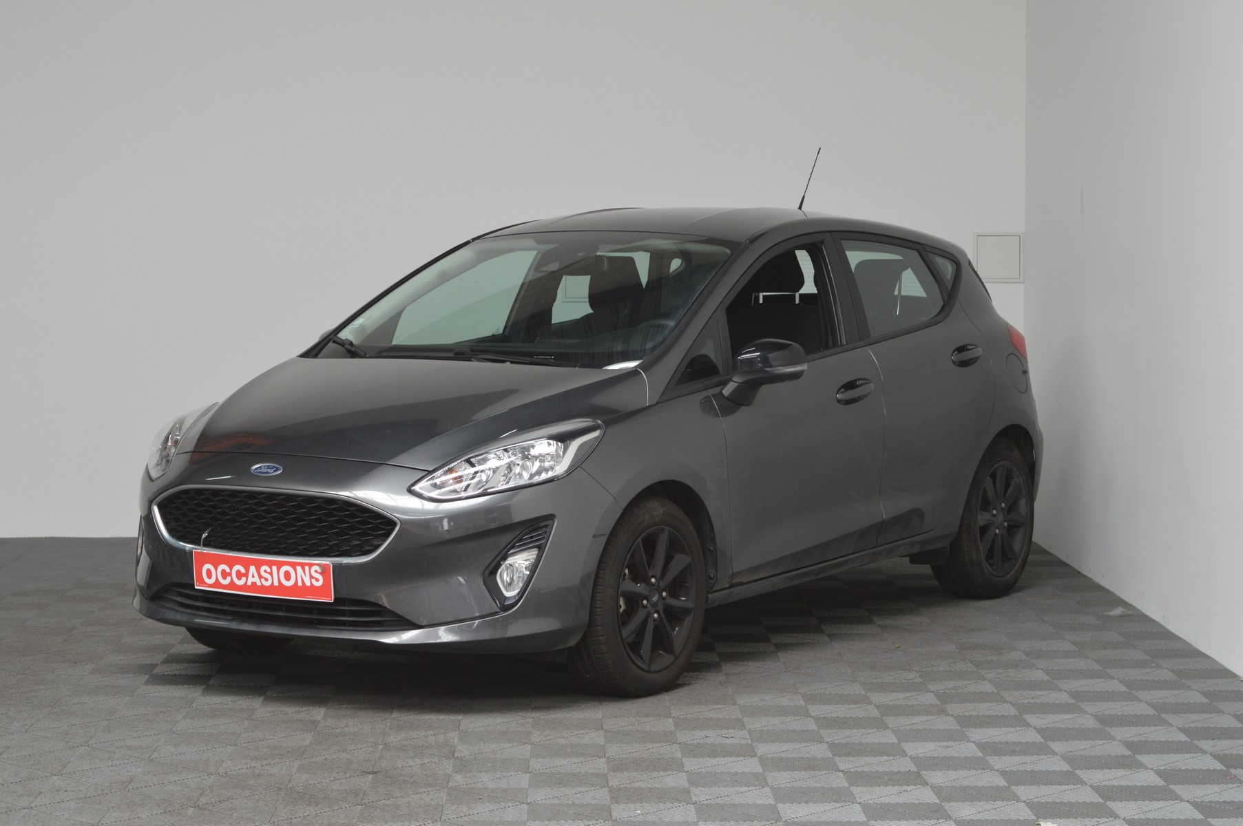 FORD FIESTA 1.0 100CH ECOBOOST TREND BVM6 d'occasion